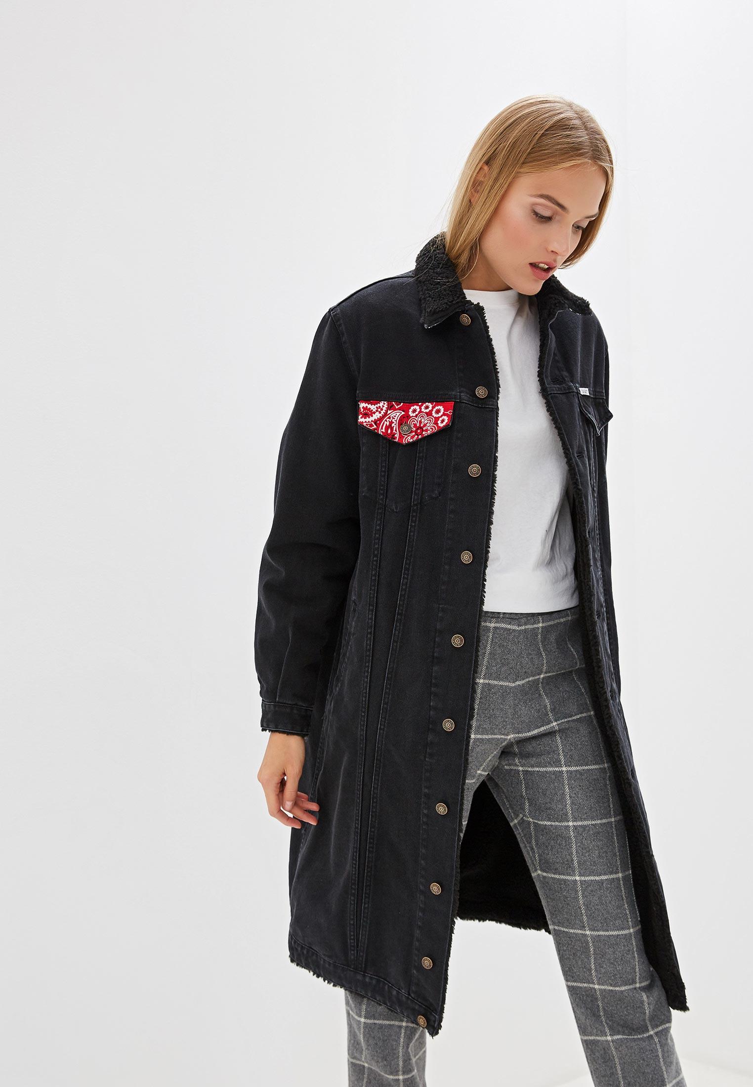 Джинсовая куртка Forte Dei Marmi Couture FFW19 4003