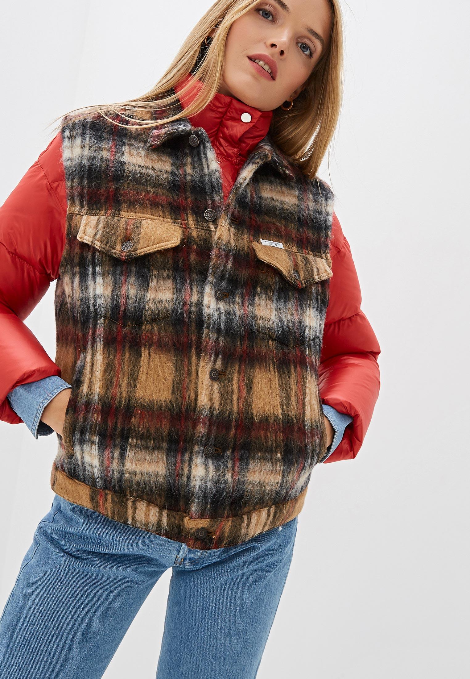Утепленная куртка Forte Dei Marmi Couture FFW19-1102
