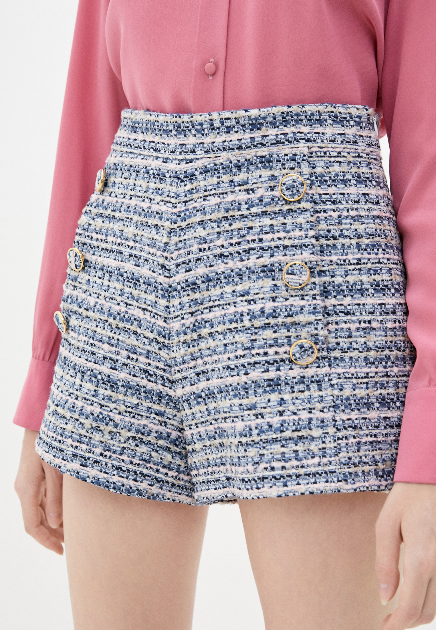 Женские повседневные шорты Forte Dei Marmi Couture 20SF5802