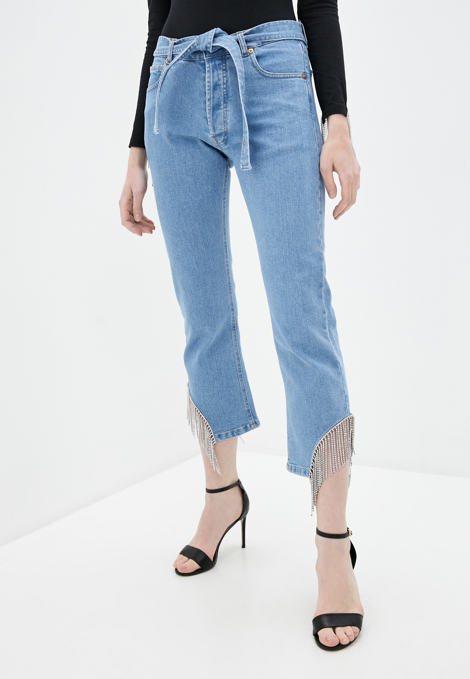 Зауженные джинсы Forte Dei Marmi Couture 20SF6055