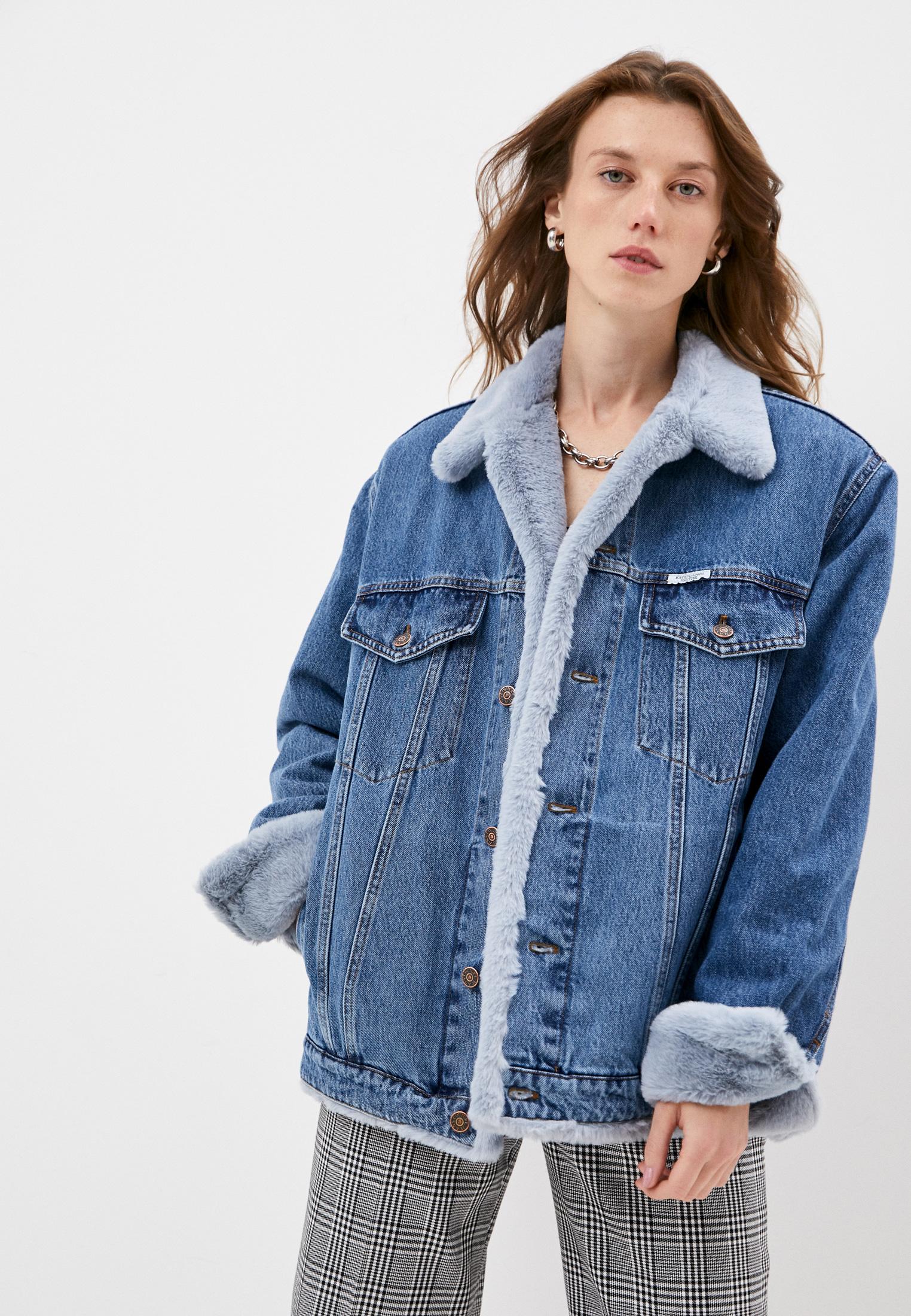 Джинсовая куртка Forte Dei Marmi Couture 20WF7351
