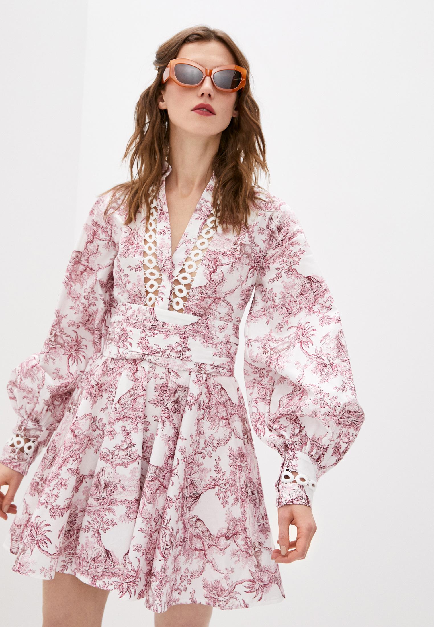 Повседневное платье Forte Dei Marmi Couture 21SF9601: изображение 1