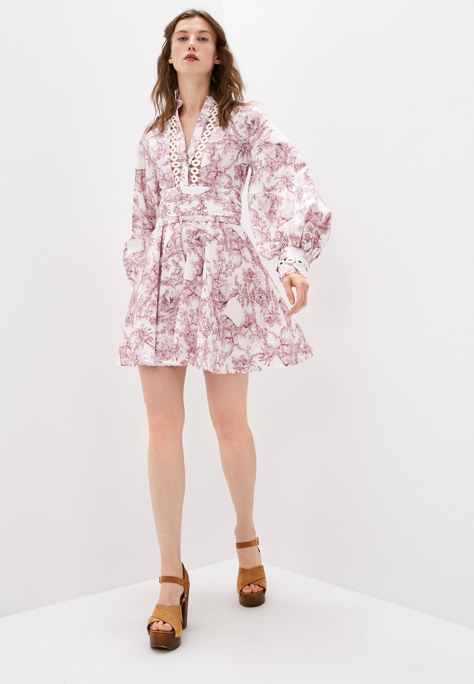 Повседневное платье Forte Dei Marmi Couture 21SF9601: изображение 3