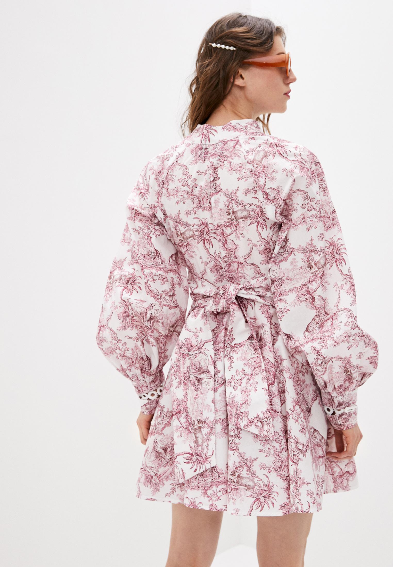Повседневное платье Forte Dei Marmi Couture 21SF9601: изображение 4