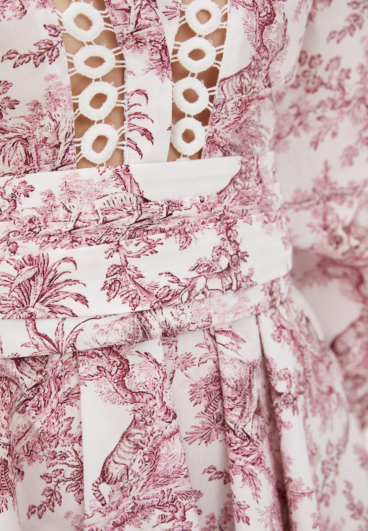 Повседневное платье Forte Dei Marmi Couture 21SF9601: изображение 5