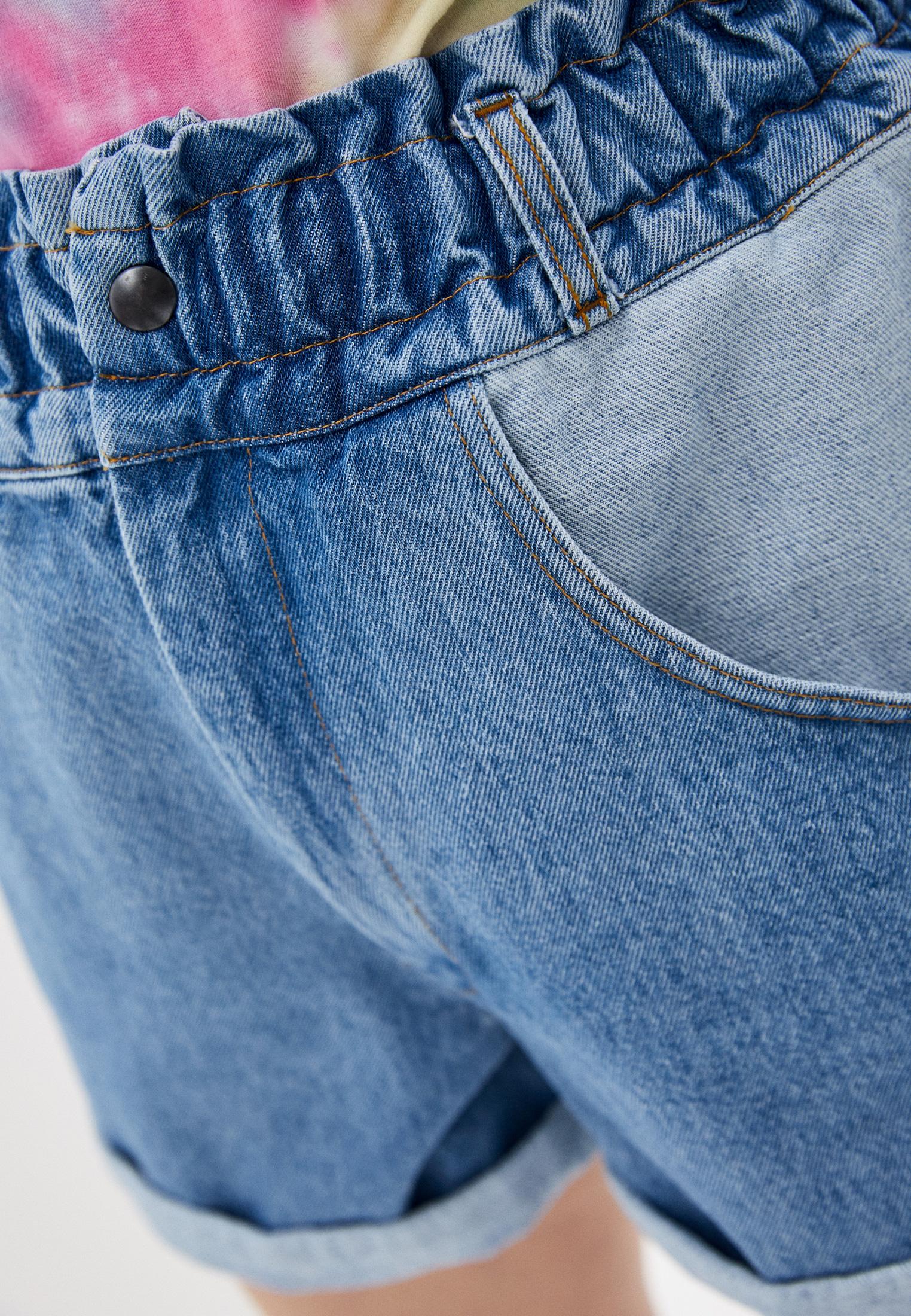 Женские джинсовые шорты Forte Dei Marmi Couture 21SF9850: изображение 5