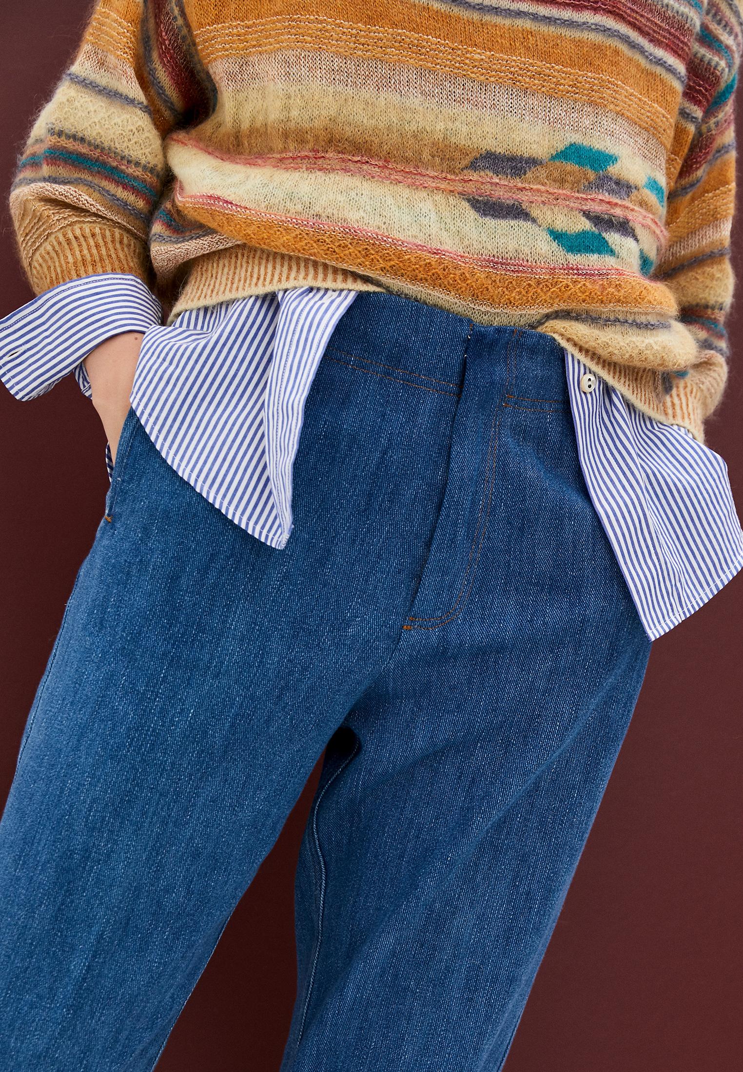 Широкие и расклешенные джинсы Forte Forte 7532_my pants: изображение 2