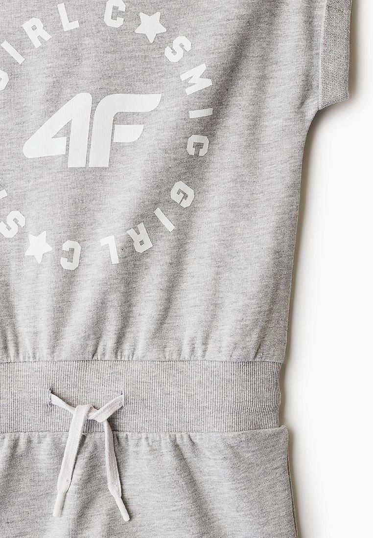 Повседневное платье 4F (4Ф) HJL20-JSUDD001: изображение 3