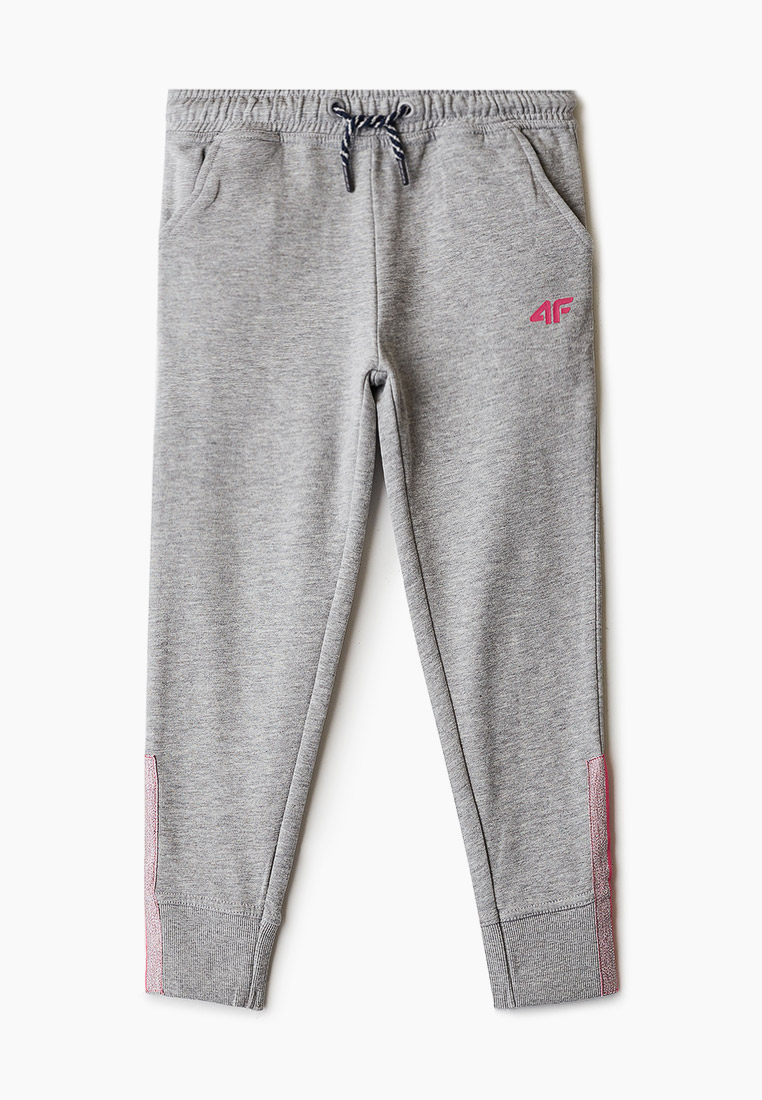 Спортивные брюки для девочек 4F HJL20-JSPDD001