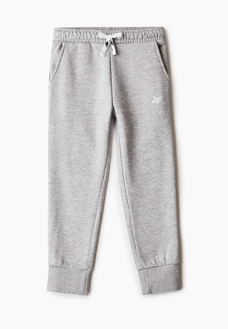 Спортивные брюки для девочек 4F HJZ20-JSPDD001