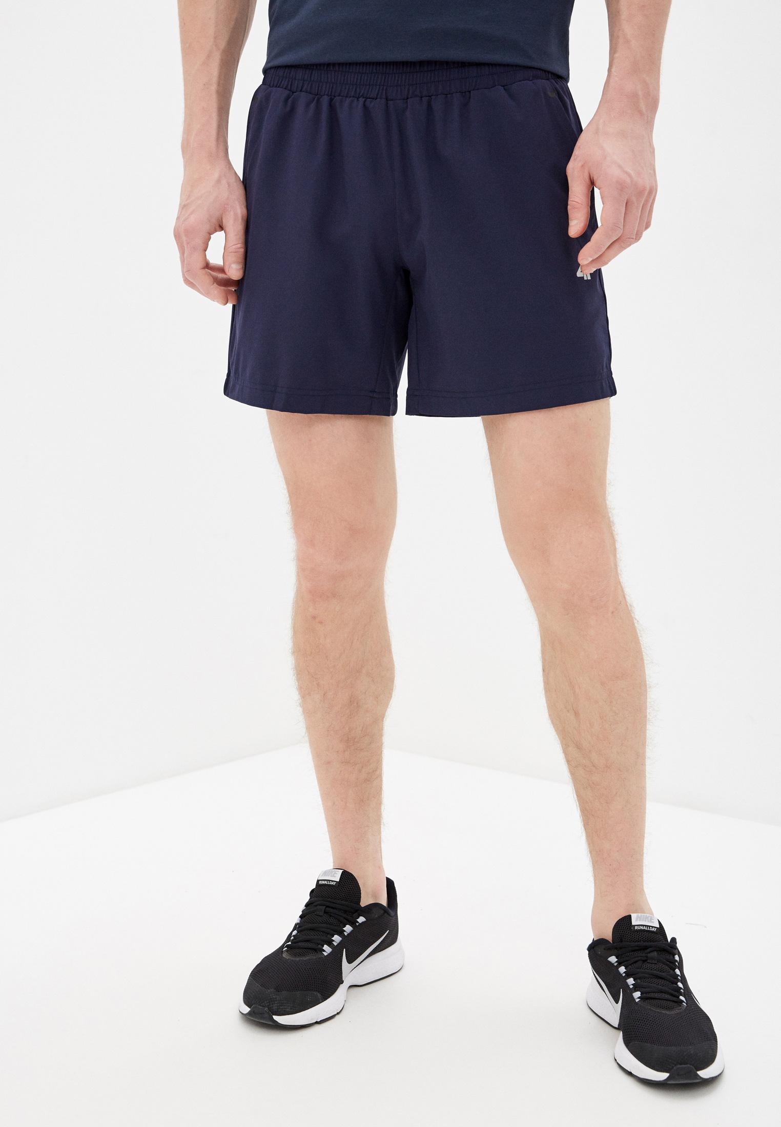 Мужские спортивные шорты 4F (4Ф) H4Z19-SKMF001