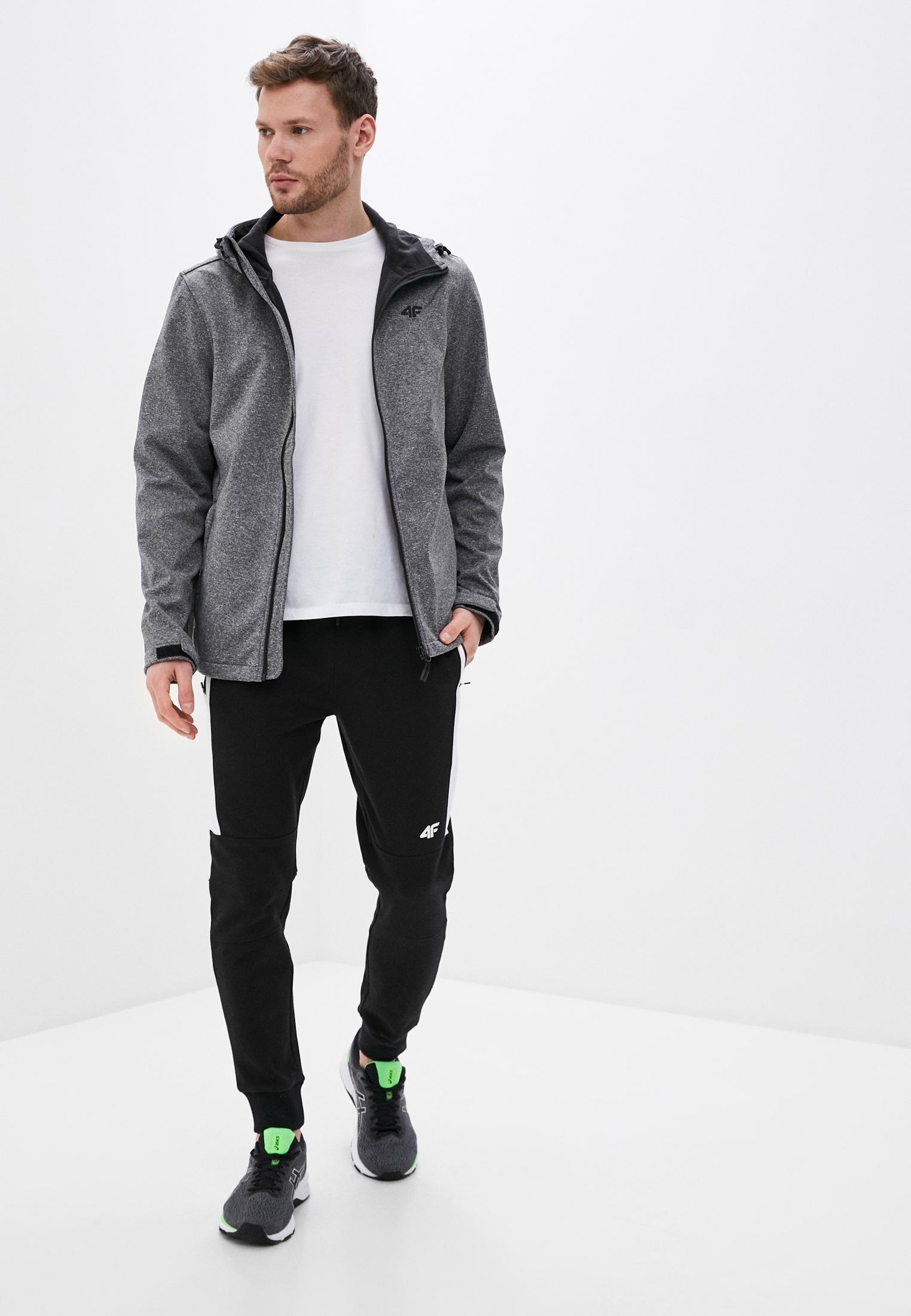 Мужские спортивные брюки 4F (4Ф) H4L20-SPMD002: изображение 2