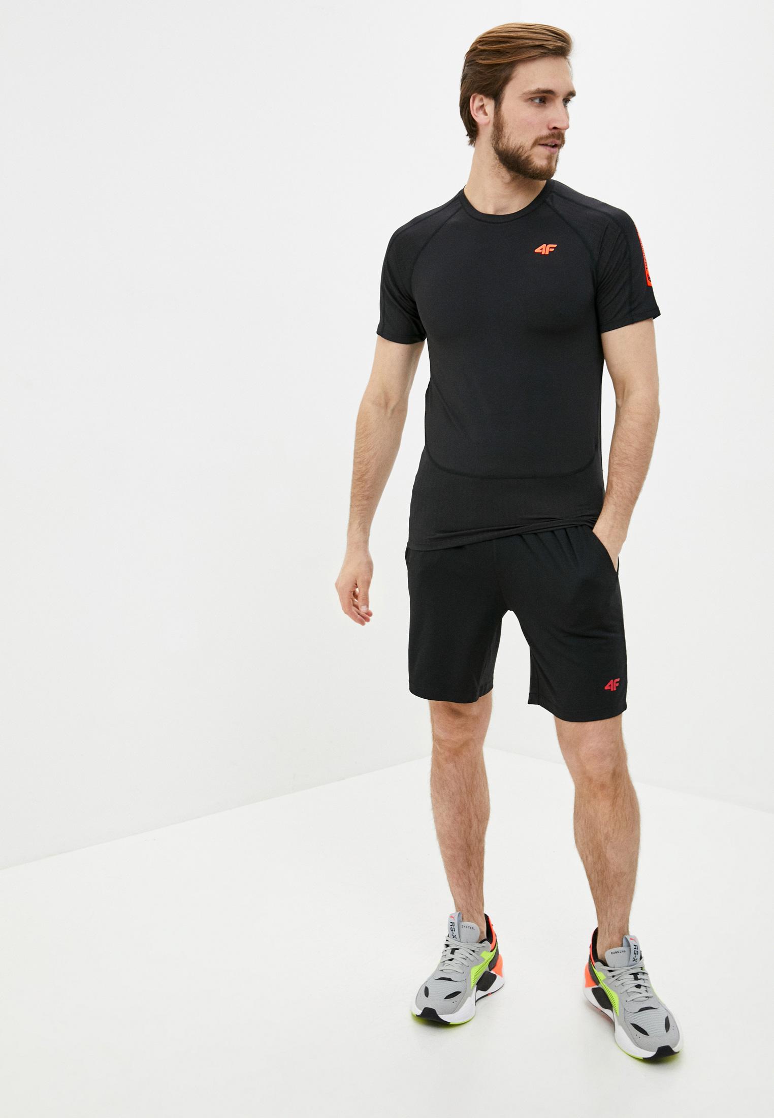 Мужские спортивные шорты 4F (4Ф) NOSH4-SKMF003: изображение 2