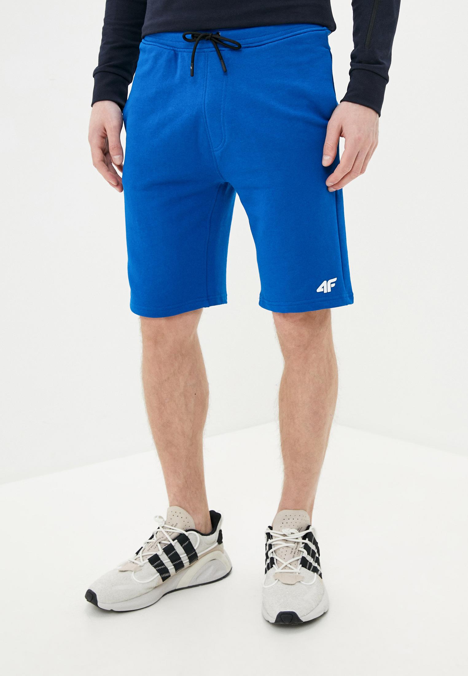 Мужские спортивные шорты 4F (4Ф) NOSH4-SKMD001