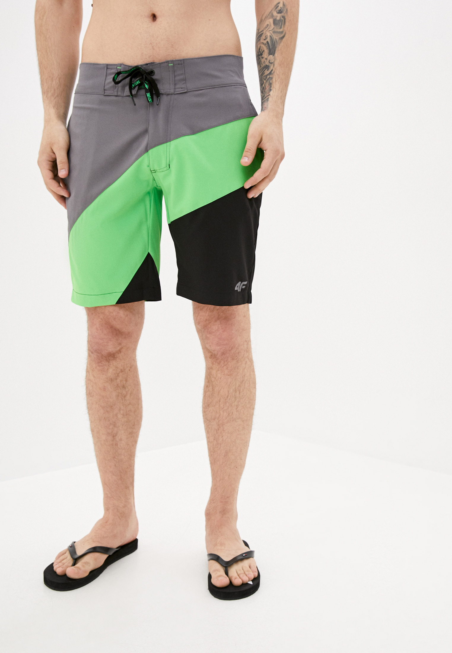 Мужские шорты для плавания 4F (4Ф) H4L20-SKMT005