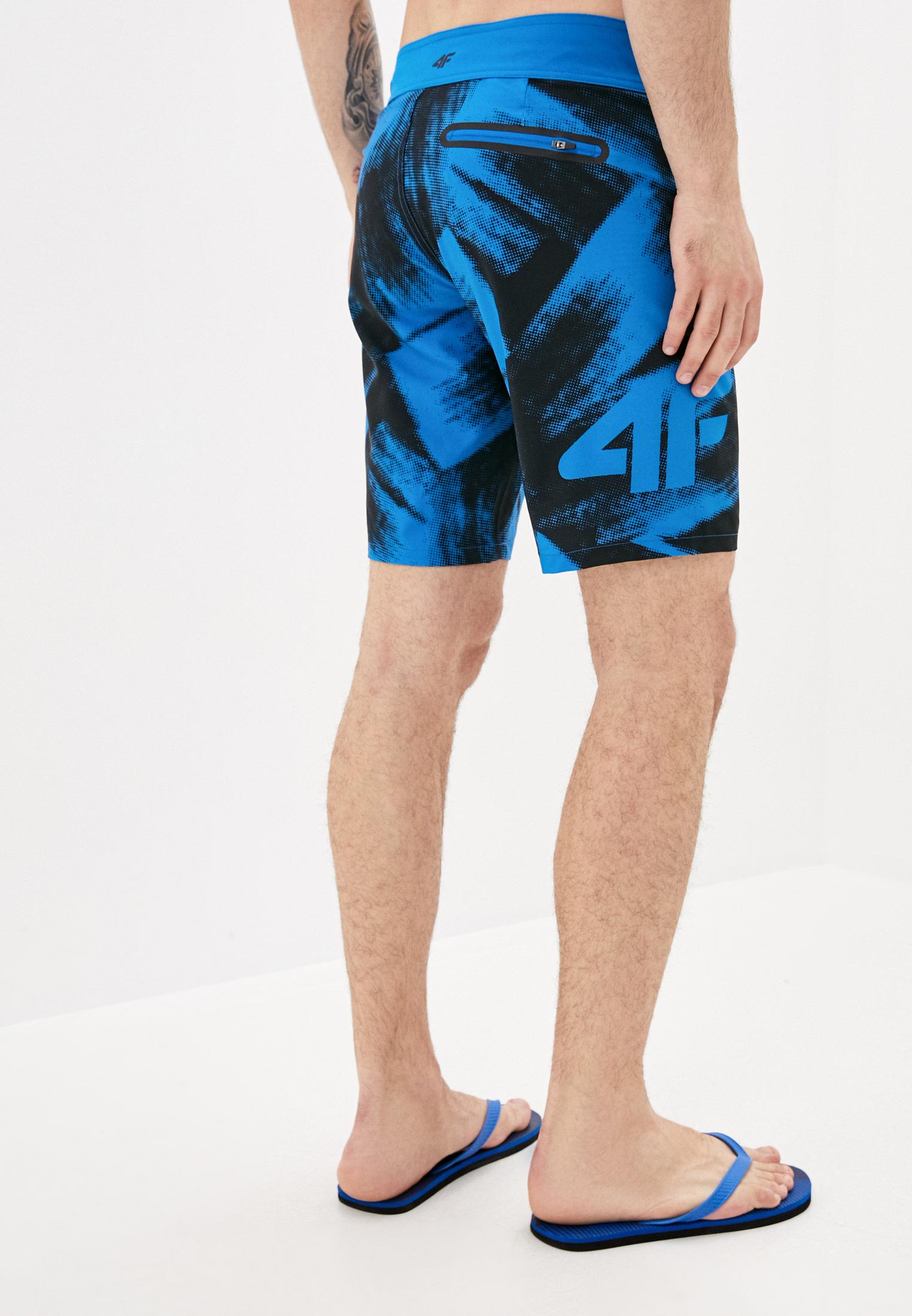 Мужские шорты для плавания 4F (4Ф) H4L20-SKMT006: изображение 2