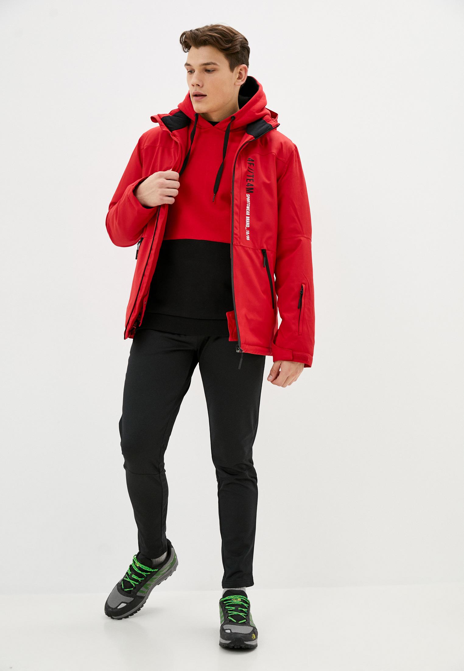 Мужская верхняя одежда 4F (4Ф) H4Z20-KUMN003: изображение 2