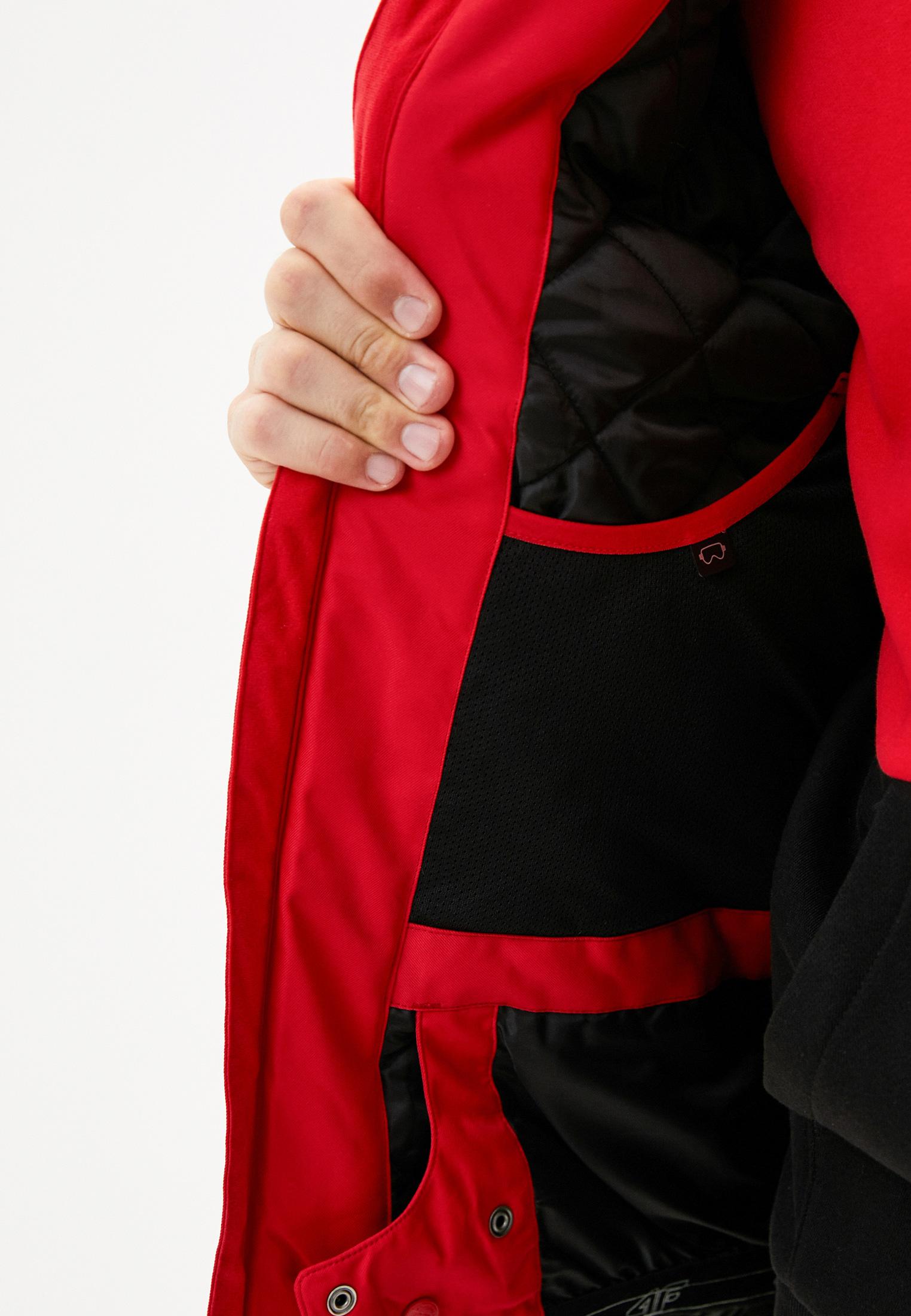 Мужская верхняя одежда 4F (4Ф) H4Z20-KUMN003: изображение 4