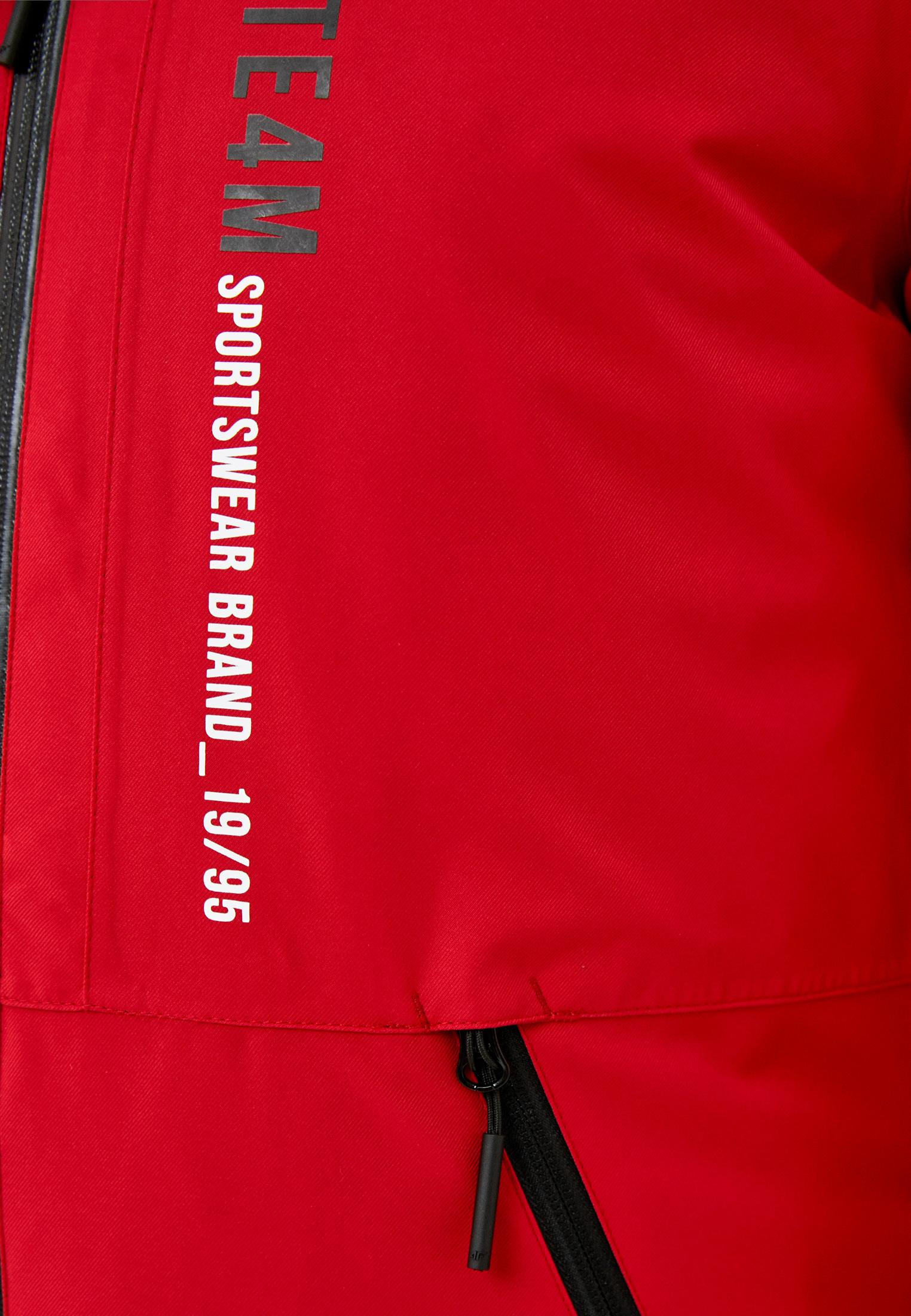 Мужская верхняя одежда 4F (4Ф) H4Z20-KUMN003: изображение 5
