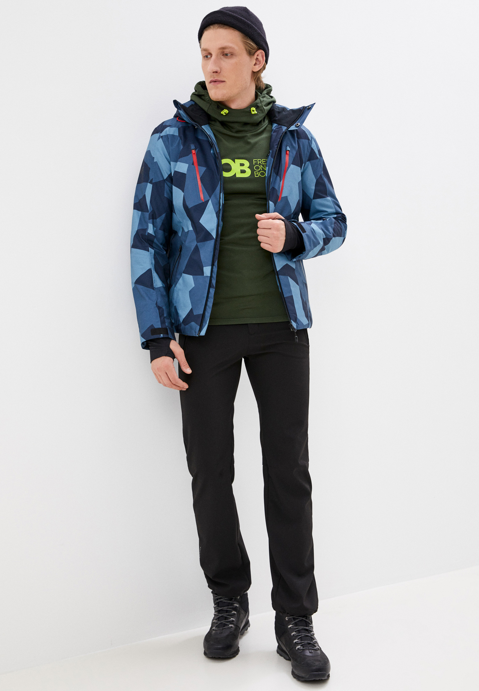 Мужская верхняя одежда 4F (4Ф) H4Z20-KUMN007: изображение 2
