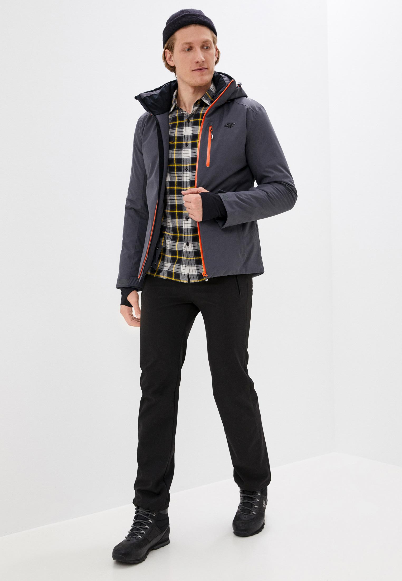 Мужская верхняя одежда 4F (4Ф) H4Z20-KUMN009: изображение 2