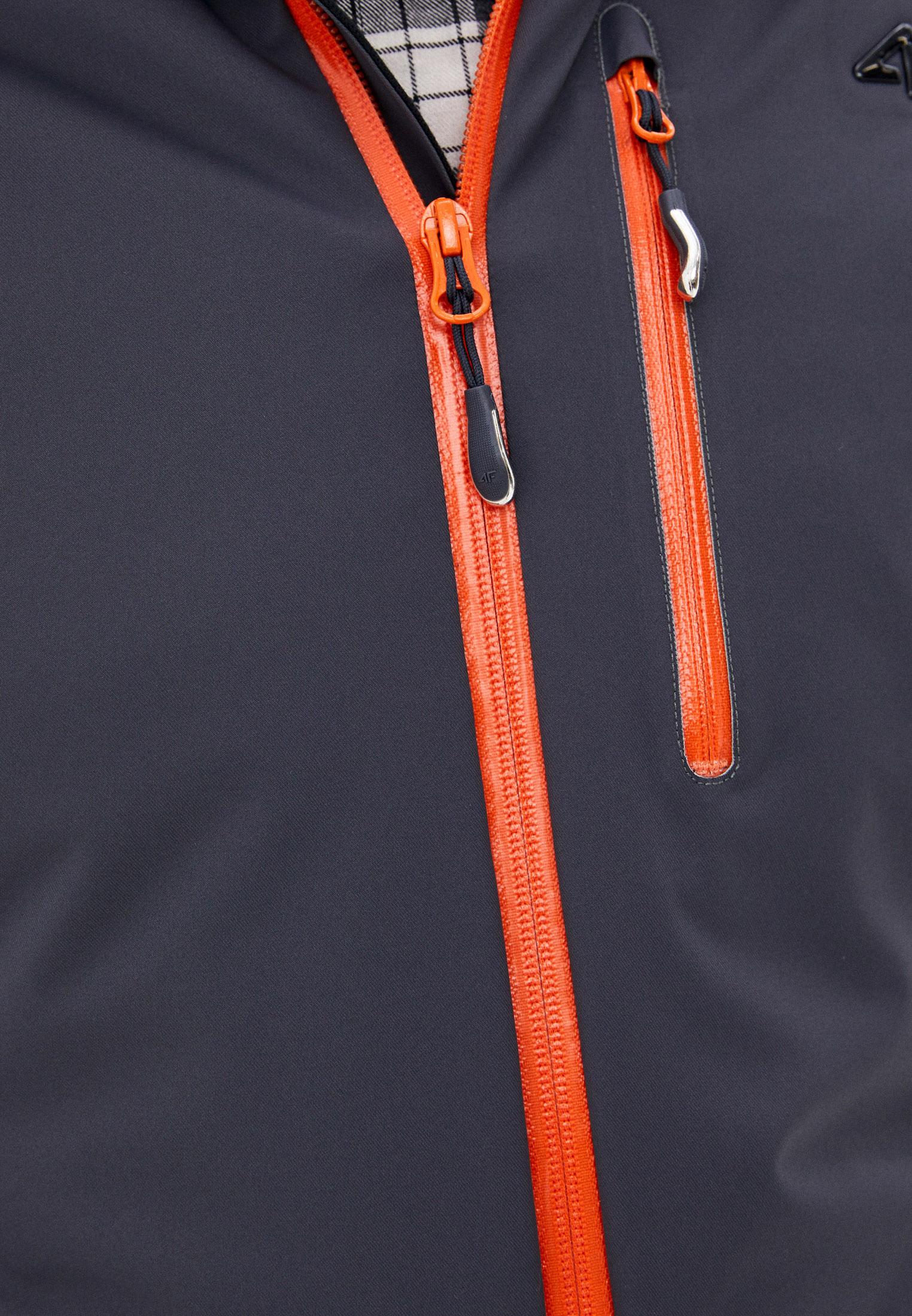 Мужская верхняя одежда 4F (4Ф) H4Z20-KUMN009: изображение 5