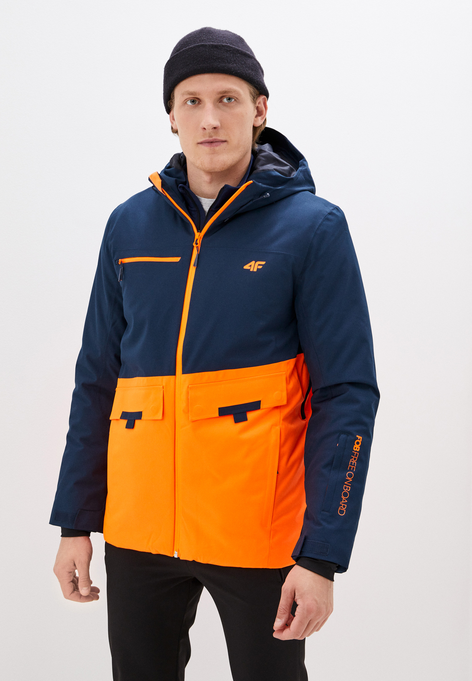 Мужская верхняя одежда 4F (4Ф) H4Z20-KUMS001: изображение 1