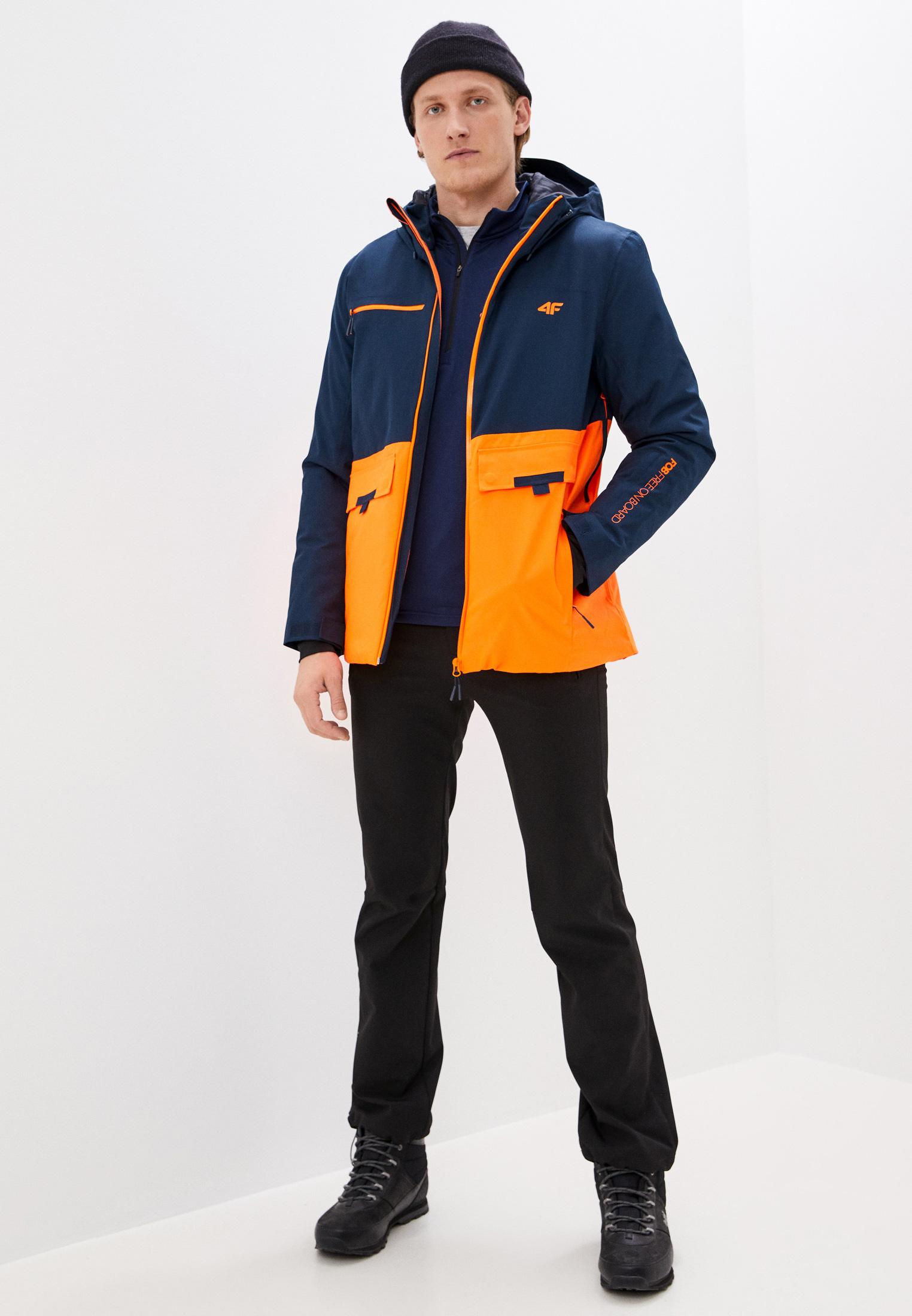 Мужская верхняя одежда 4F (4Ф) H4Z20-KUMS001: изображение 2
