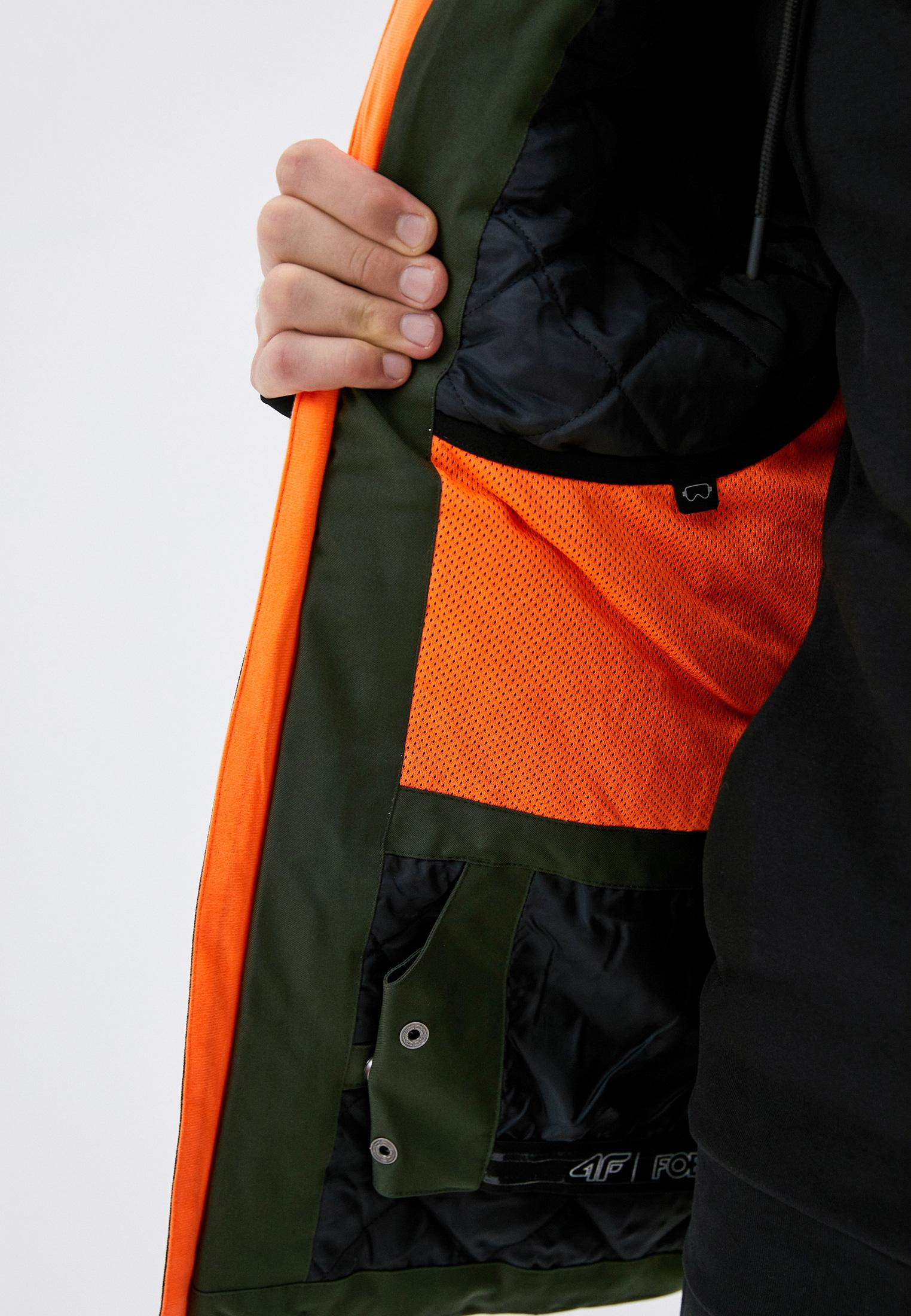 Мужская верхняя одежда 4F (4Ф) H4Z20-KUMS001: изображение 4