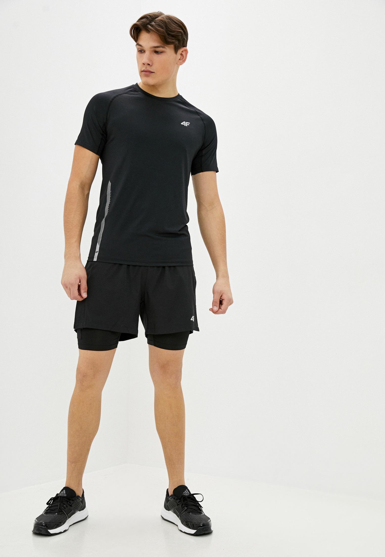 Мужские спортивные шорты 4F (4Ф) H4Z20-SKMF014: изображение 2