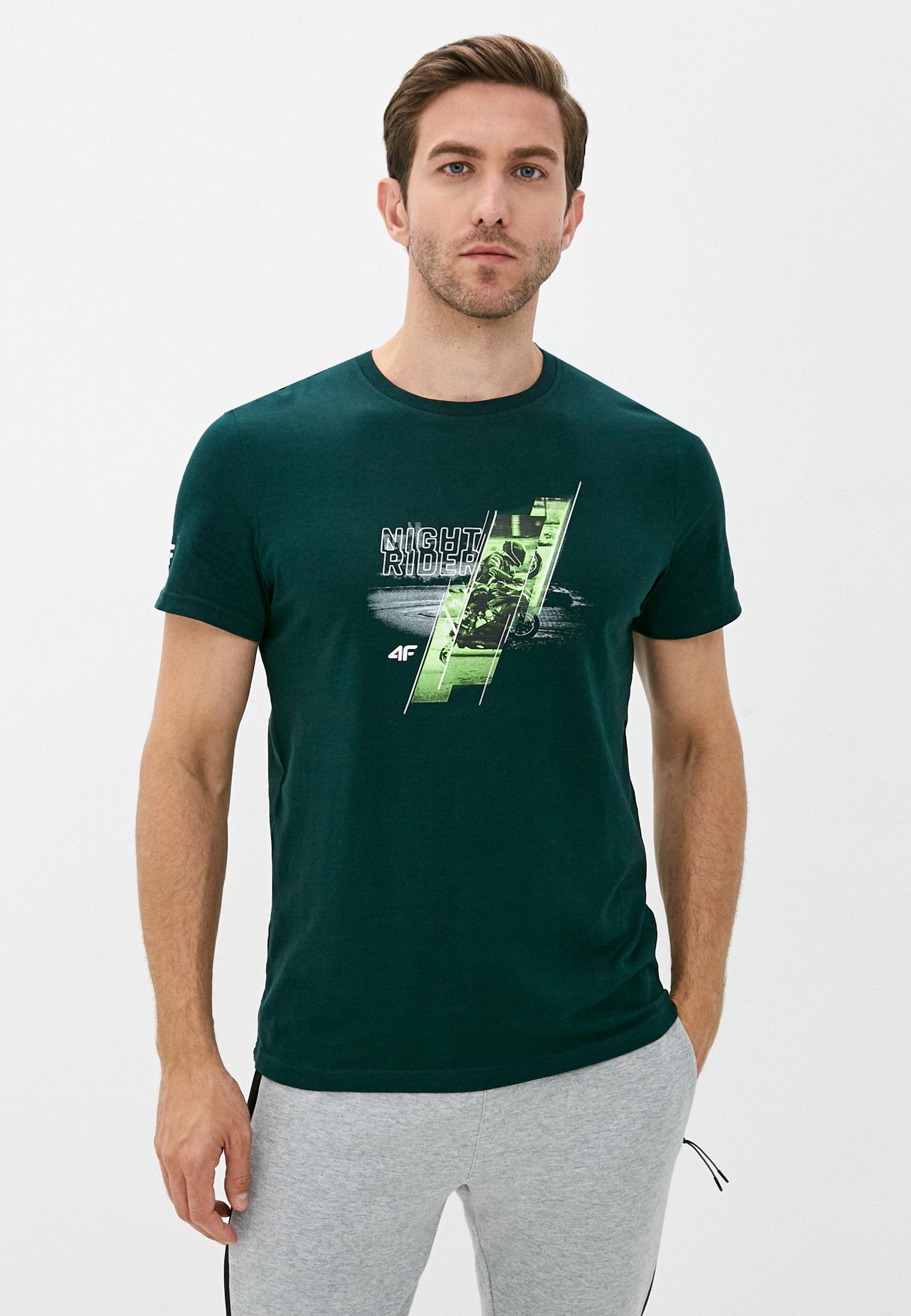 Футболка 4F (4Ф) H4Z20-TSM013: изображение 1