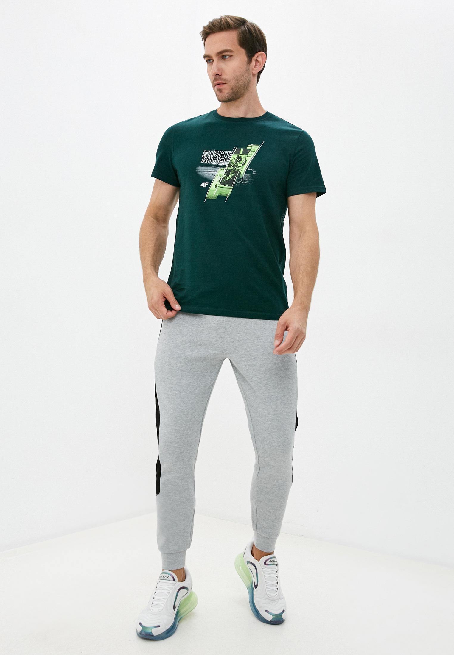 Мужские спортивные брюки 4F (4Ф) H4Z20-SPMD010: изображение 2