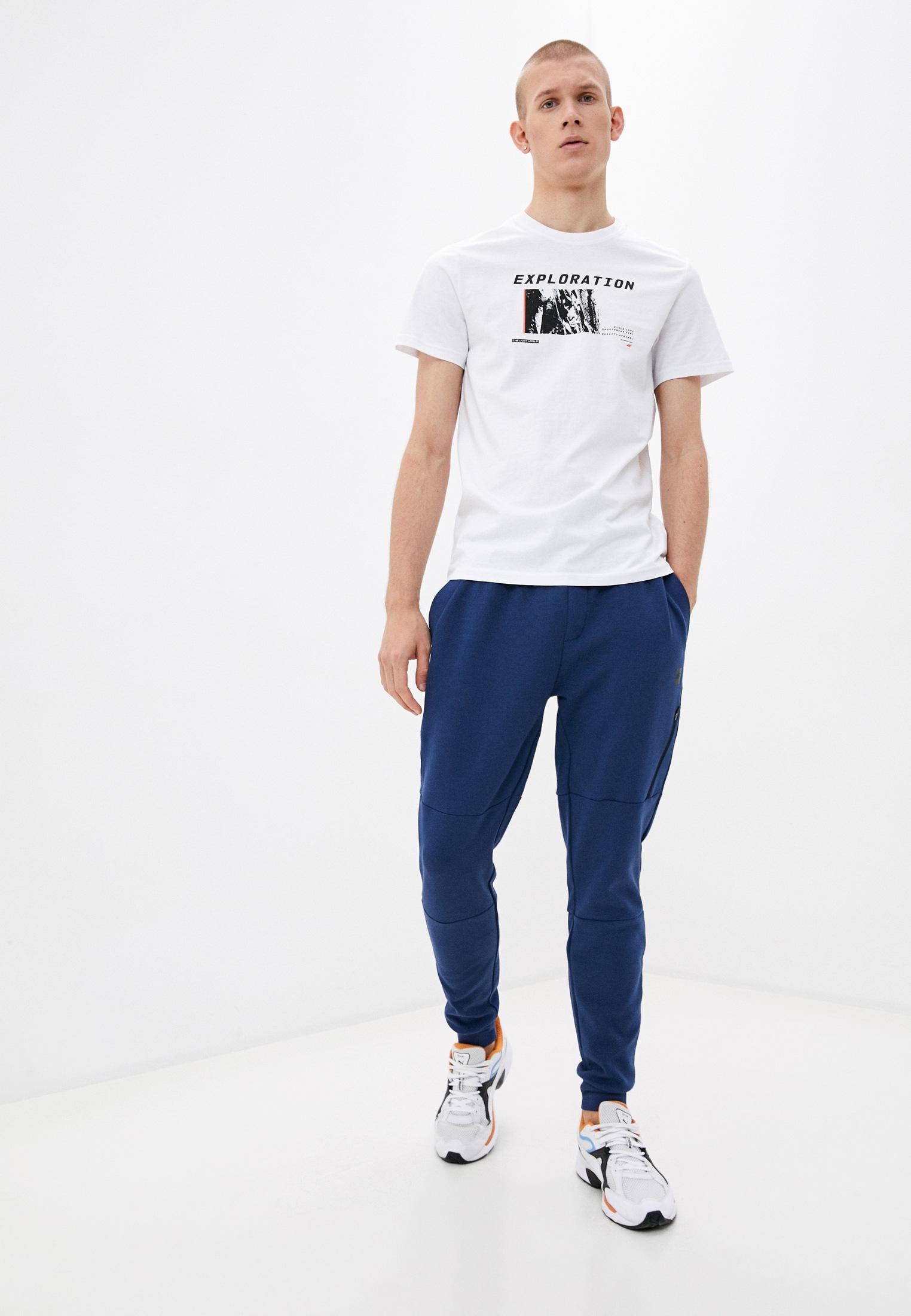 Мужские спортивные брюки 4F (4Ф) H4Z20-SPMD012: изображение 2