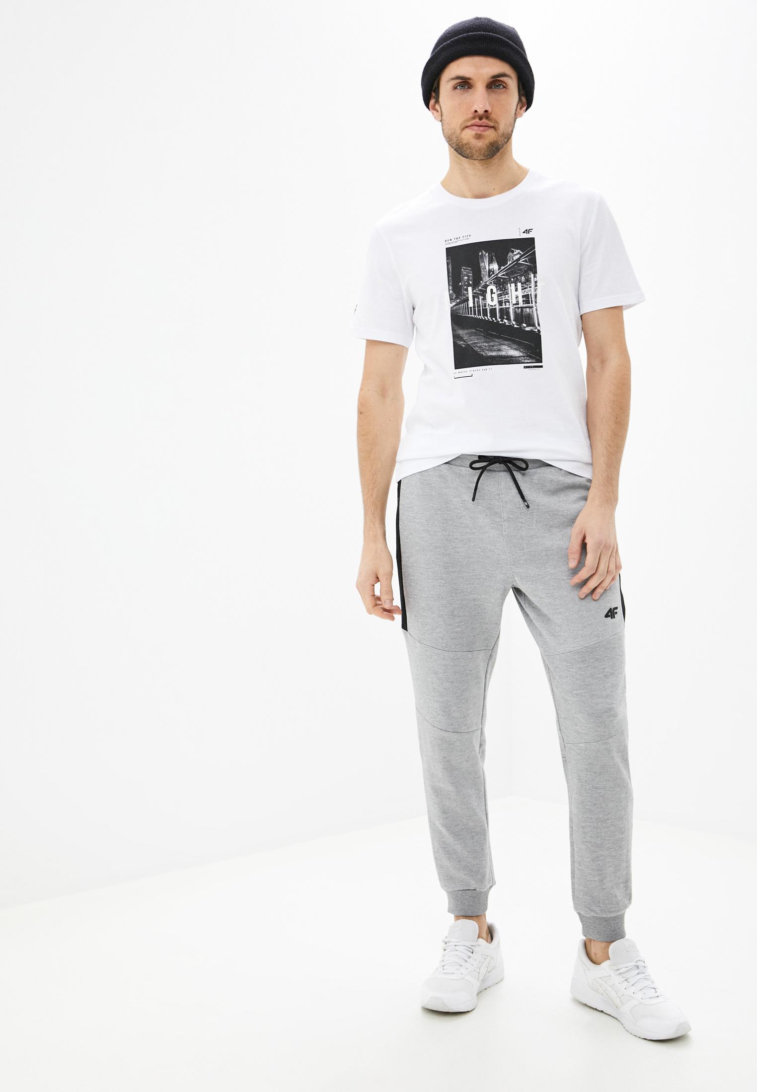Мужские спортивные брюки 4F (4Ф) H4Z20-SPMD016: изображение 2