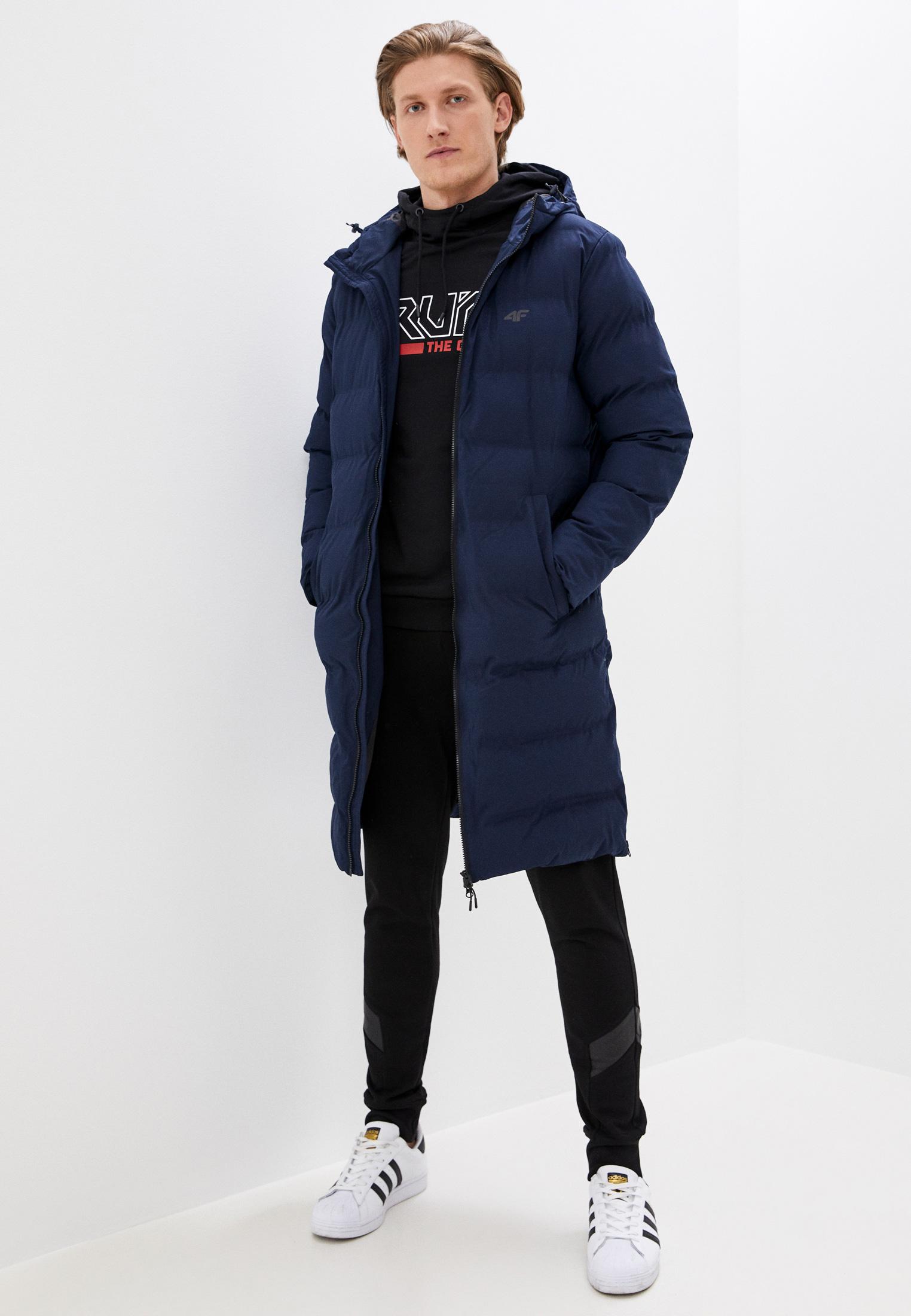 Утепленная куртка 4F (4Ф) H4Z20-KUMP008: изображение 2