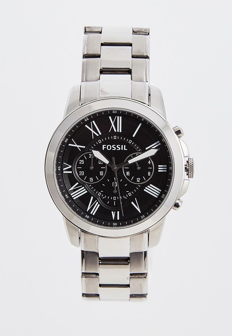 Мужские часы Fossil (Фоссил) FS4736IE