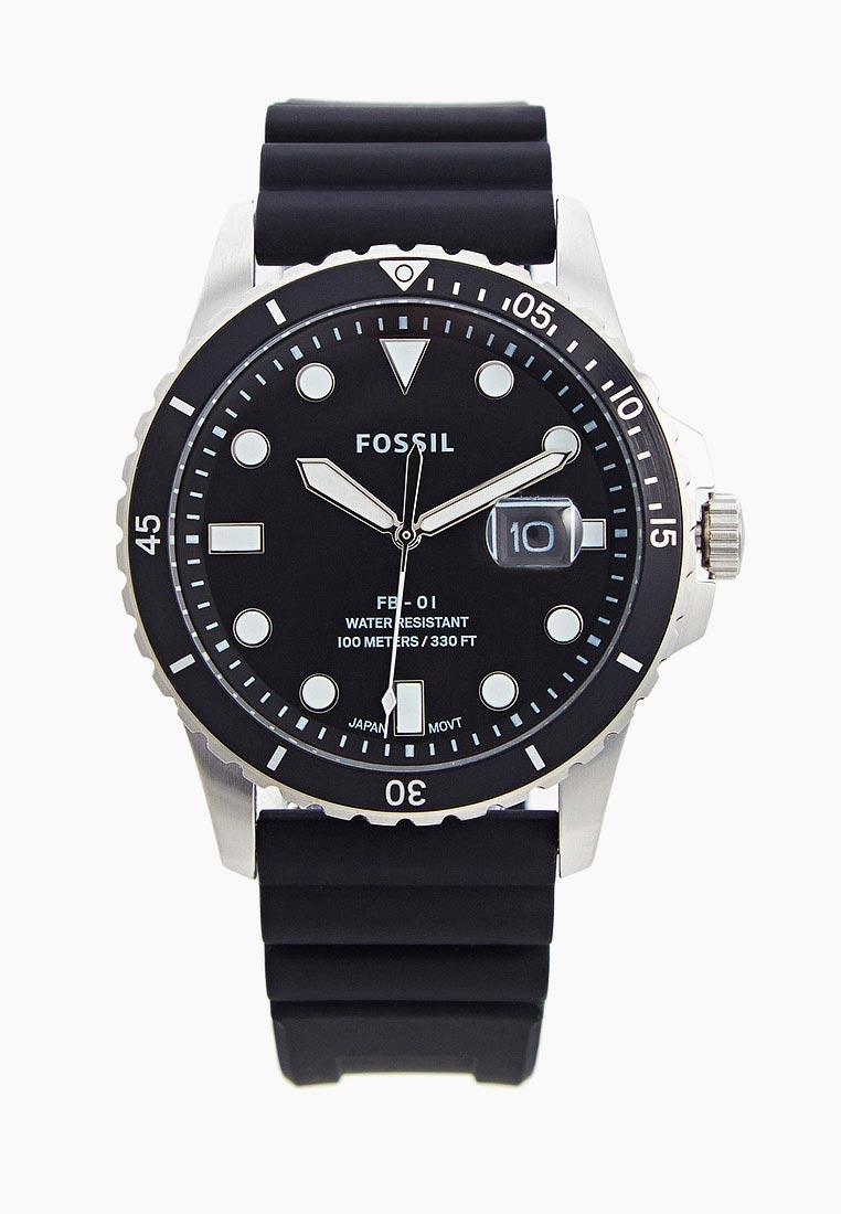 Мужские часы Fossil (Фоссил) FS5660