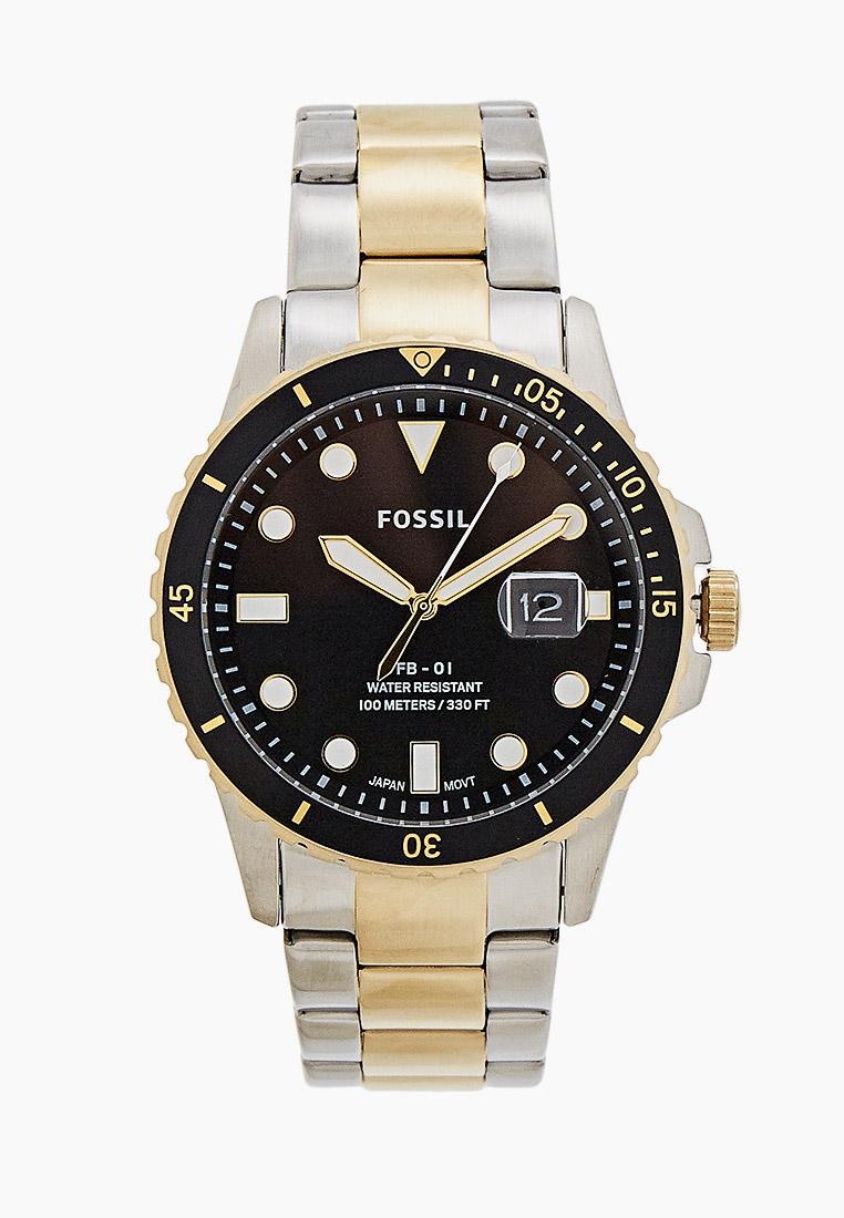 Мужские часы Fossil (Фоссил) FS5653