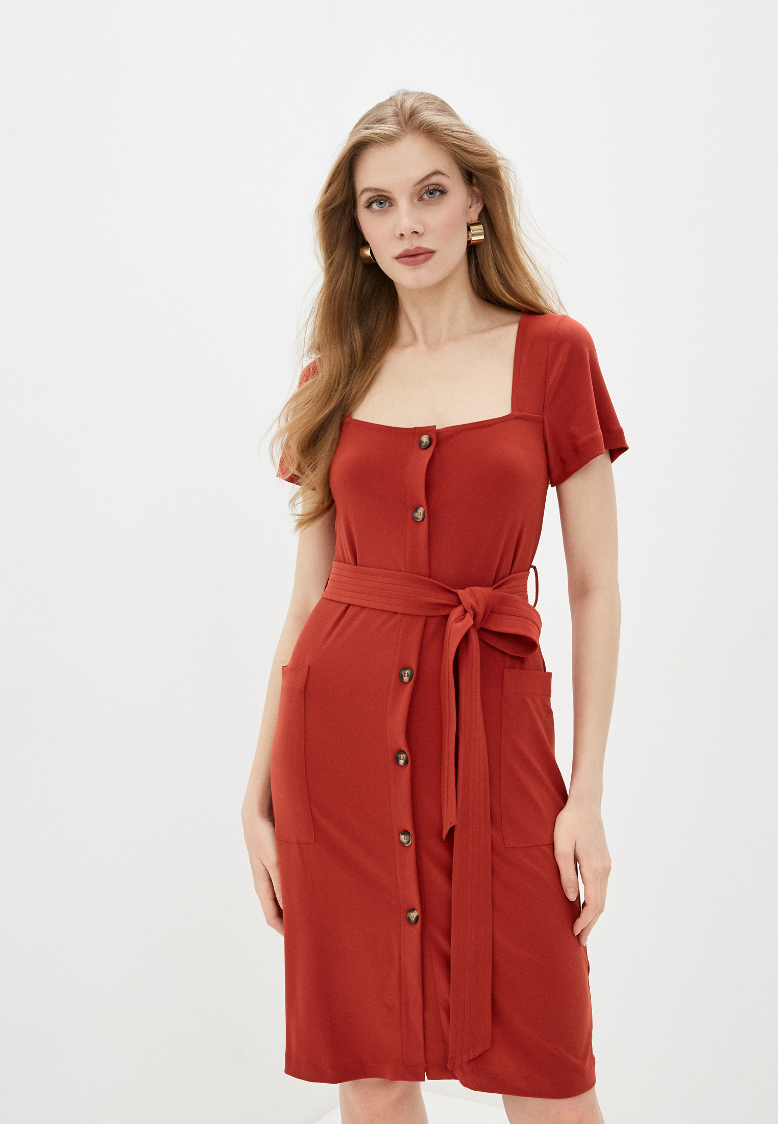Повседневное платье French Connection 71NBJ