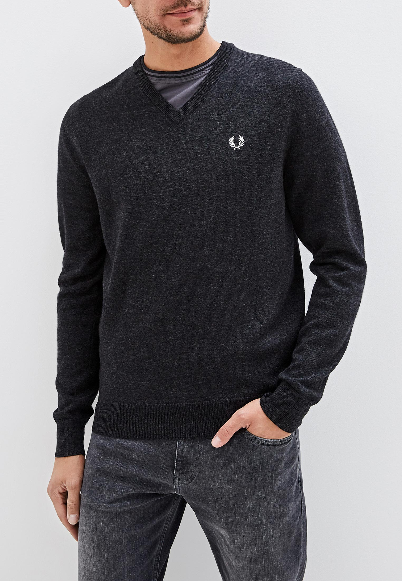 Пуловер Fred Perry K7600