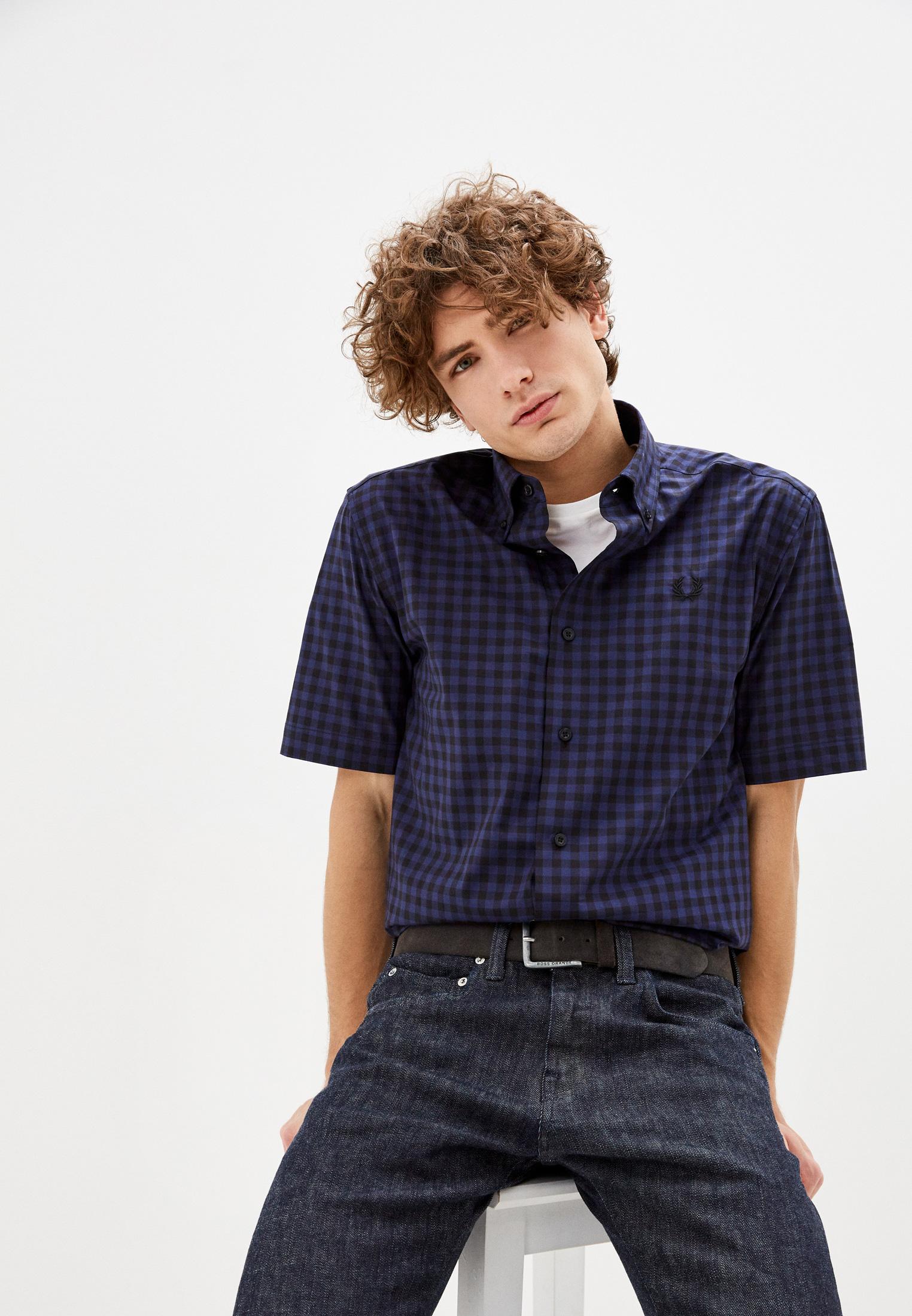 Рубашка с длинным рукавом Fred Perry M8569
