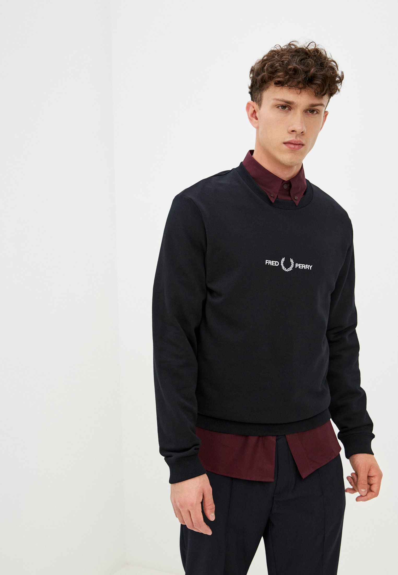 Свитер Fred Perry M8629