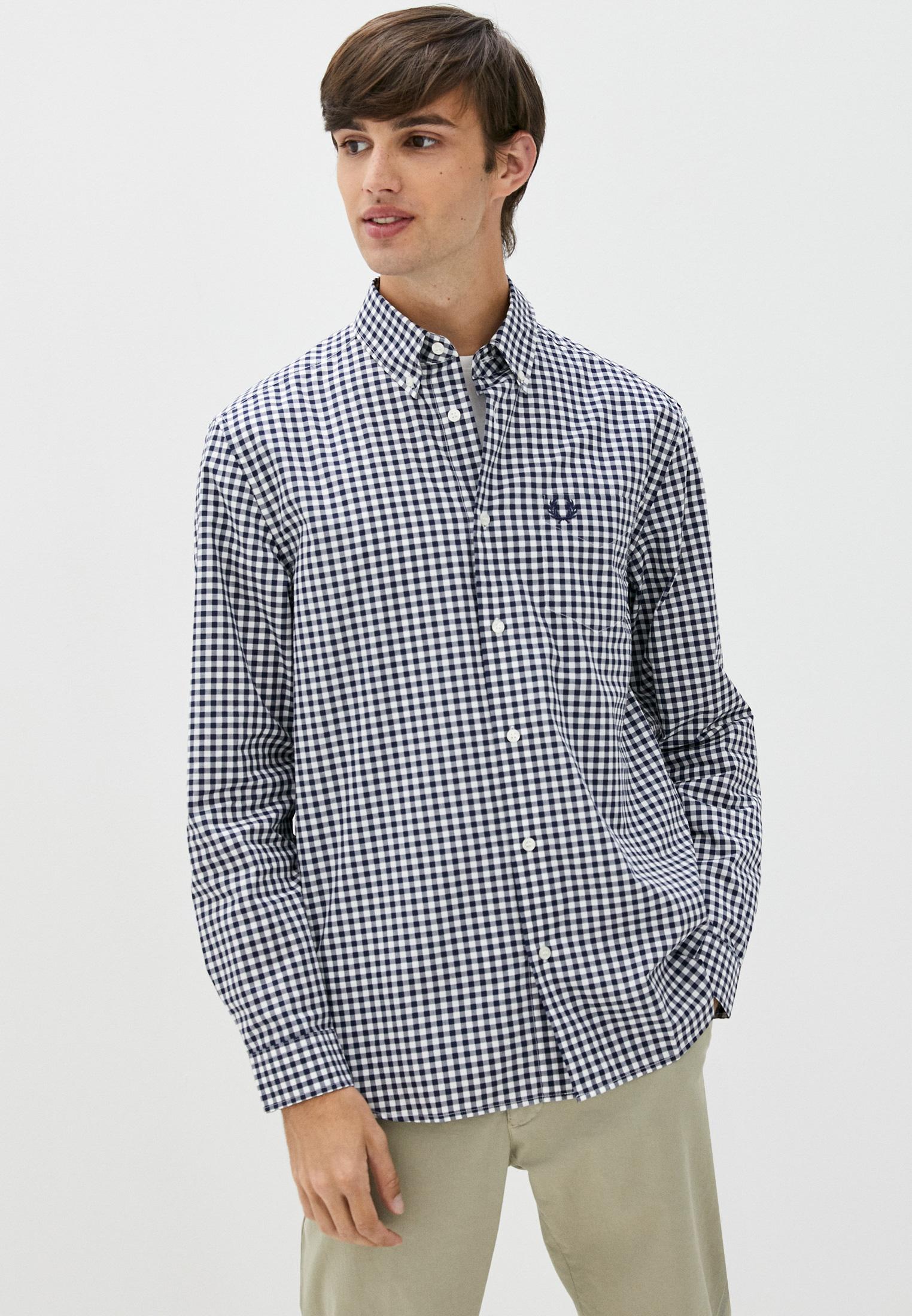 Рубашка с длинным рукавом Fred Perry (Фред Перри) M9500