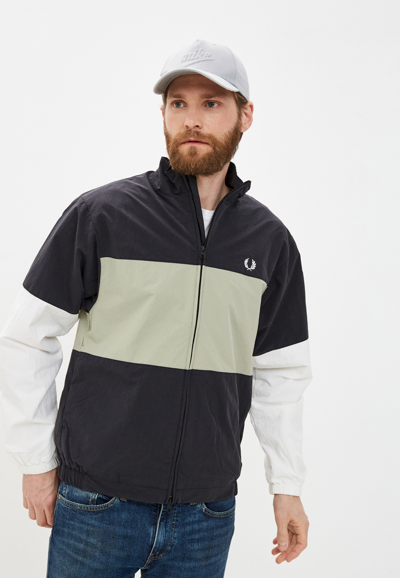 Ветровка Fred Perry Ветровка Fred Perry