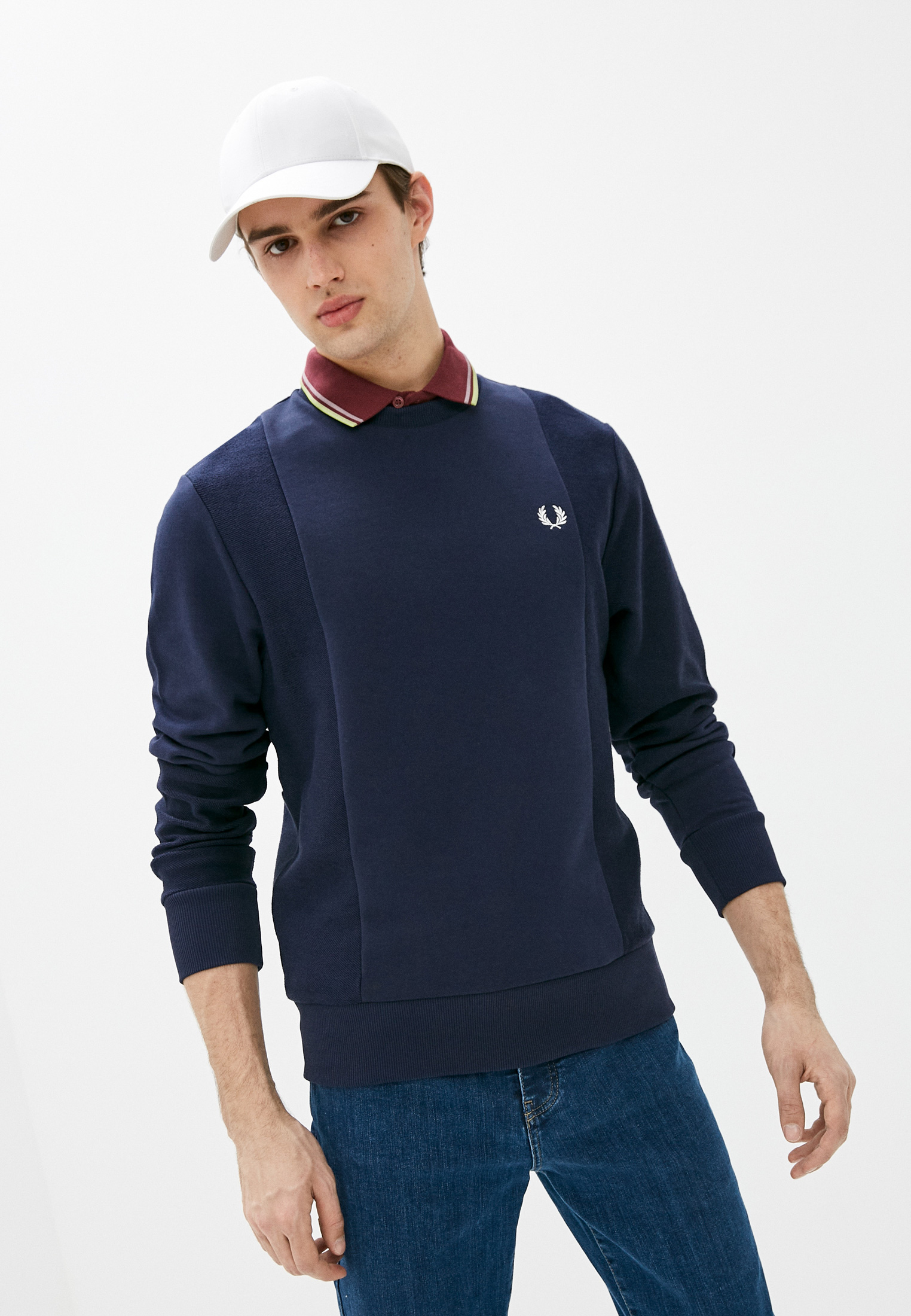Свитер Fred Perry M1630