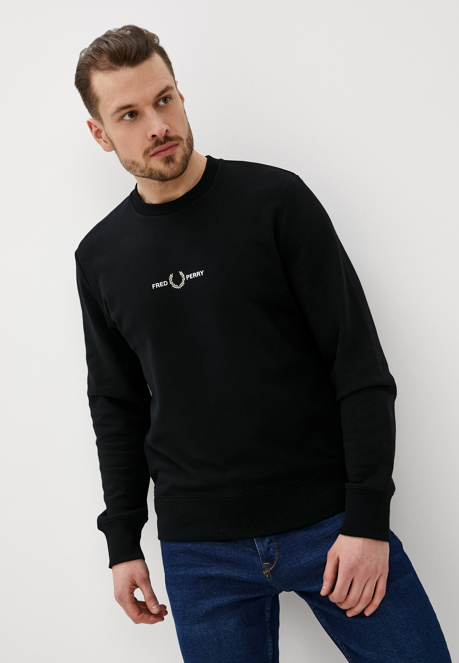 Свитер Fred Perry M1635