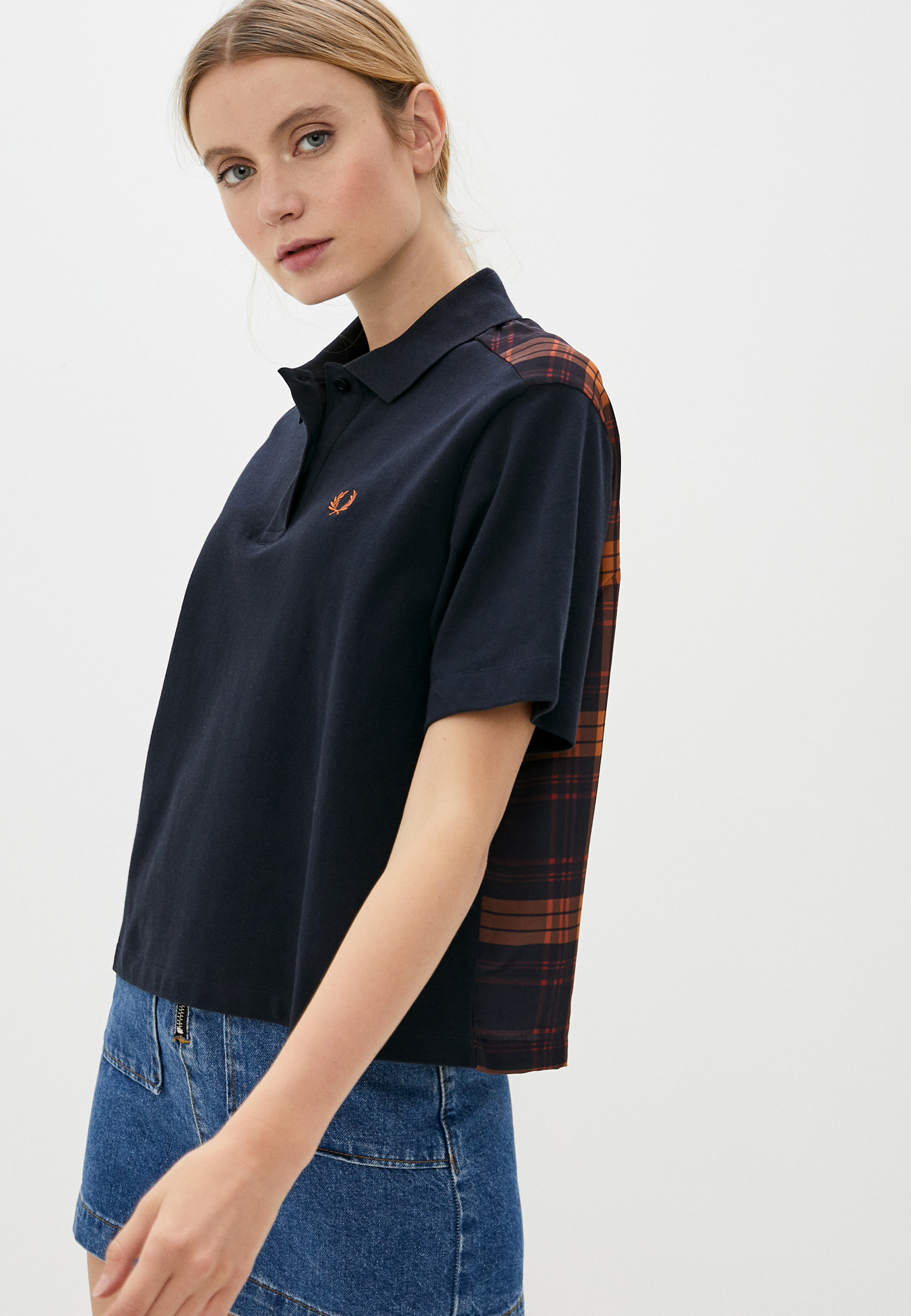 Женские поло Fred Perry G9124