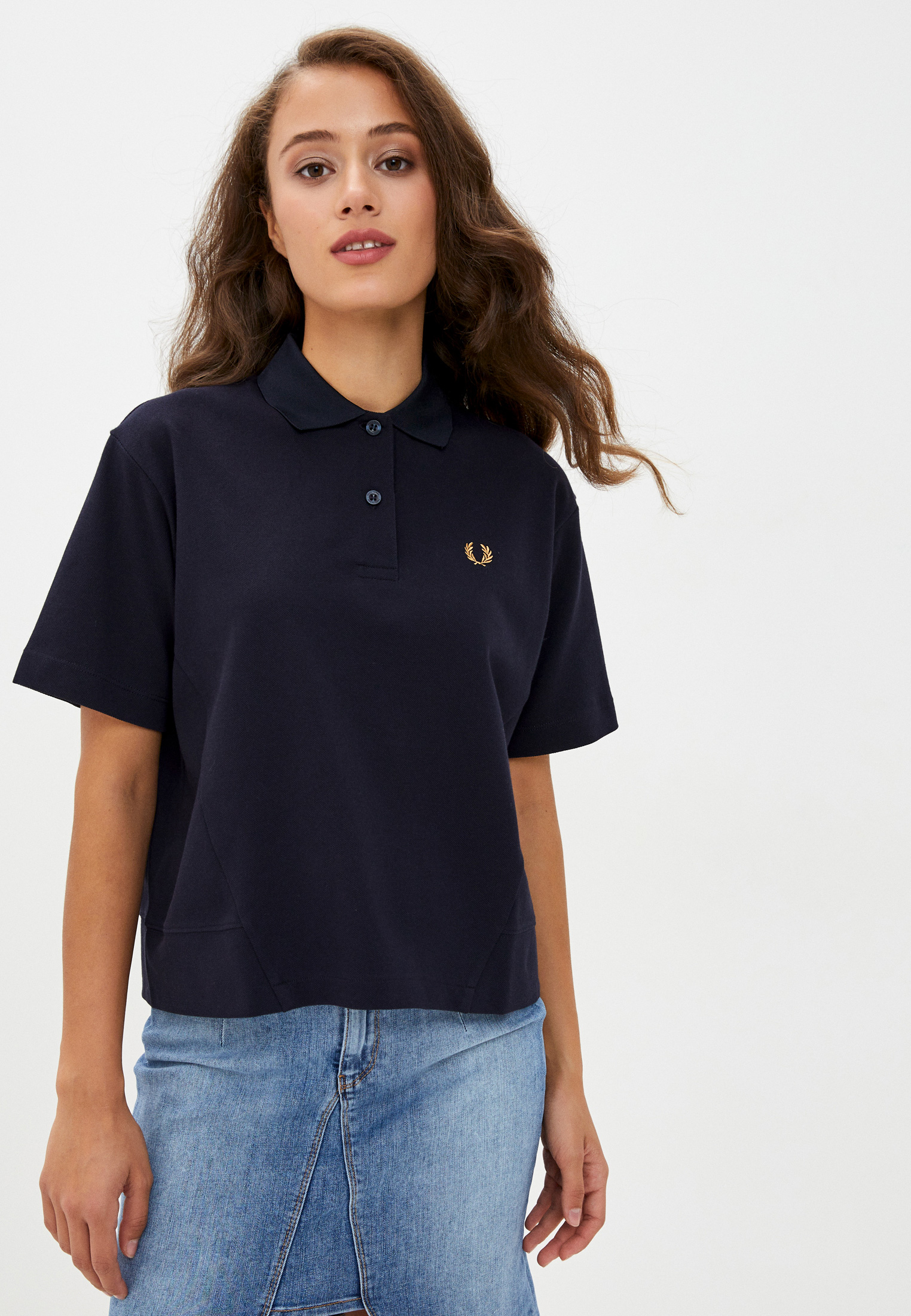 Женские поло Fred Perry G9139