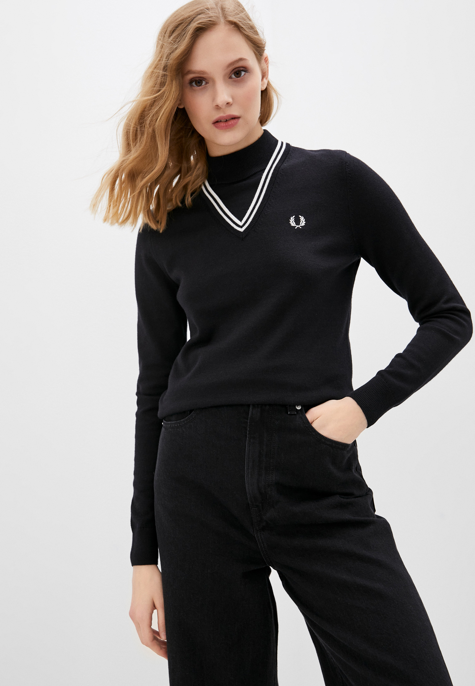 Водолазка Fred Perry Водолазка Fred Perry