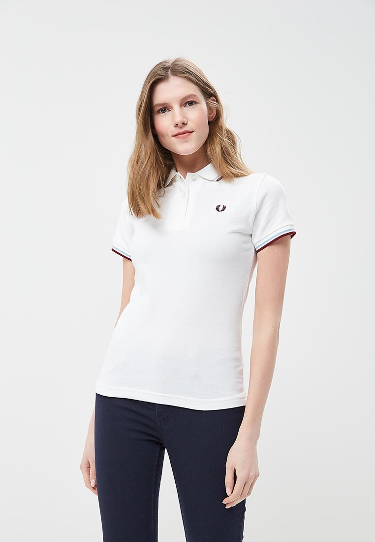 Женские поло Fred Perry G12